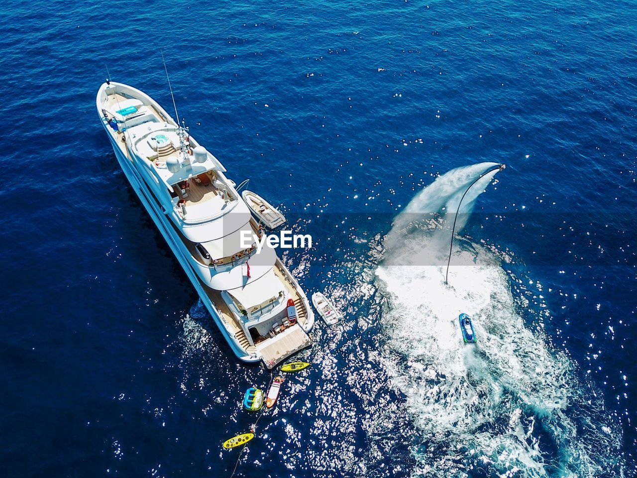 water, sea, nautical vessel, high angle view, nature, day, transportation, underwater, outdoors, animals in the wild, animal wildlife, mode of transportation, no people, motion, blue, animal, sport, sea life, travel, marine