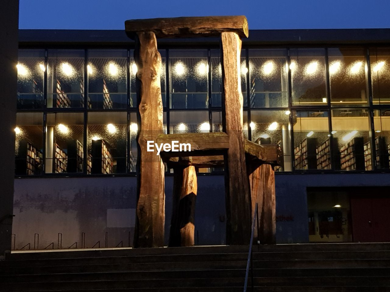 illuminated, night, lighting equipment, architecture, built structure, wood - material, outdoors, no people, sky, building exterior