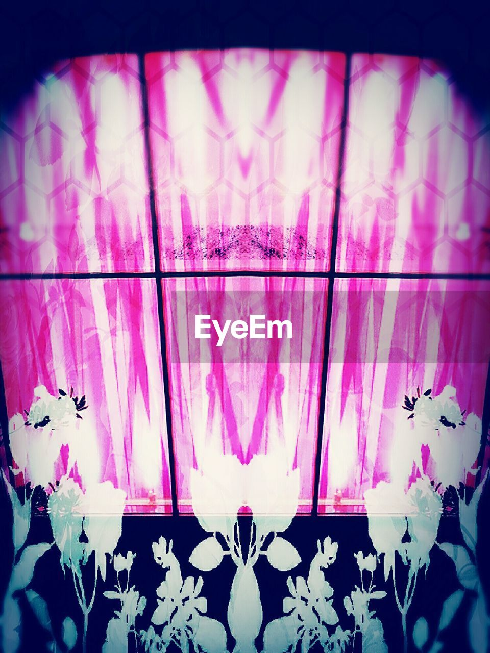 pink color, indoors, close-up, no people, purple, illuminated, night, multi colored