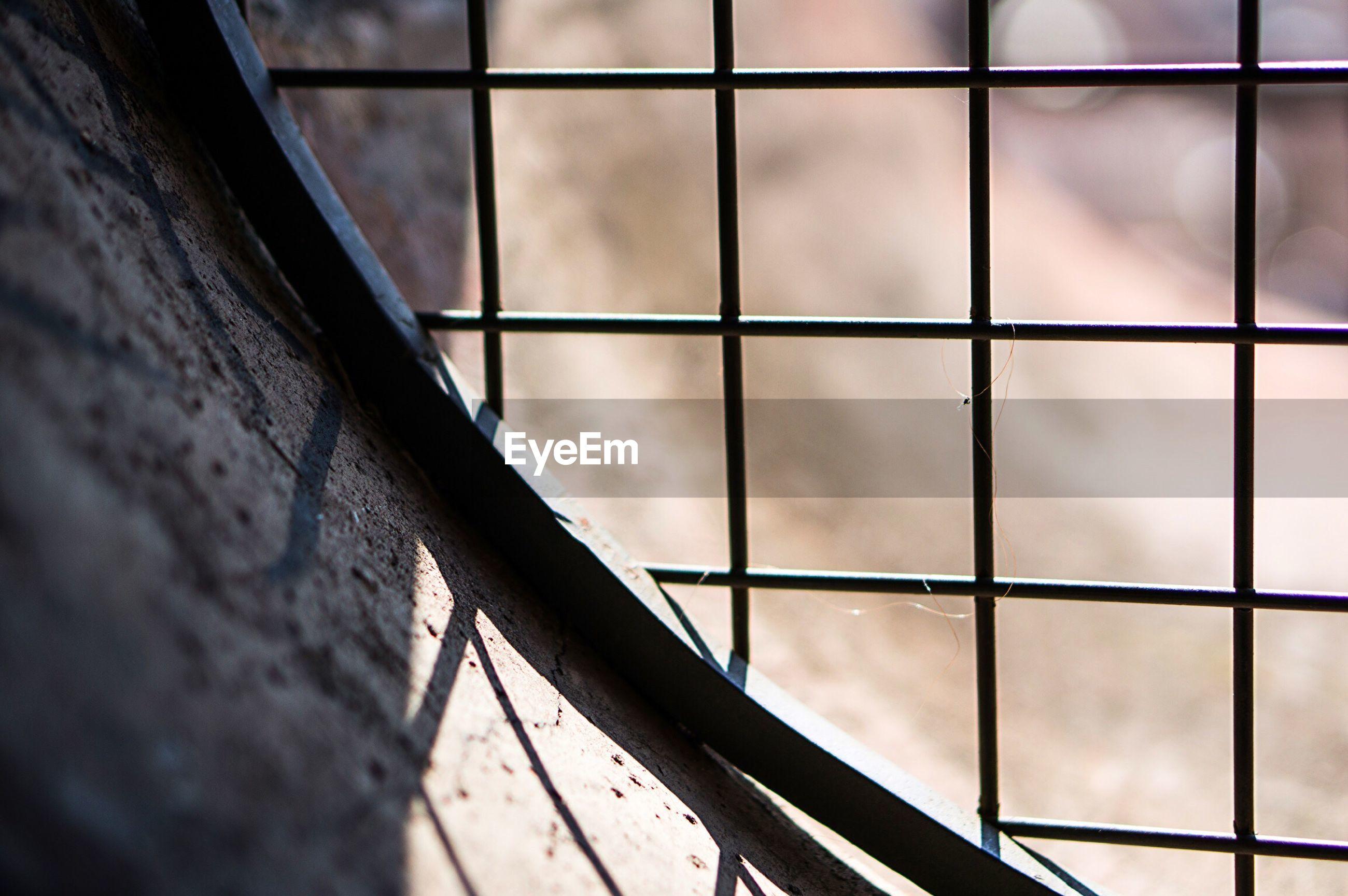 Close-up of window