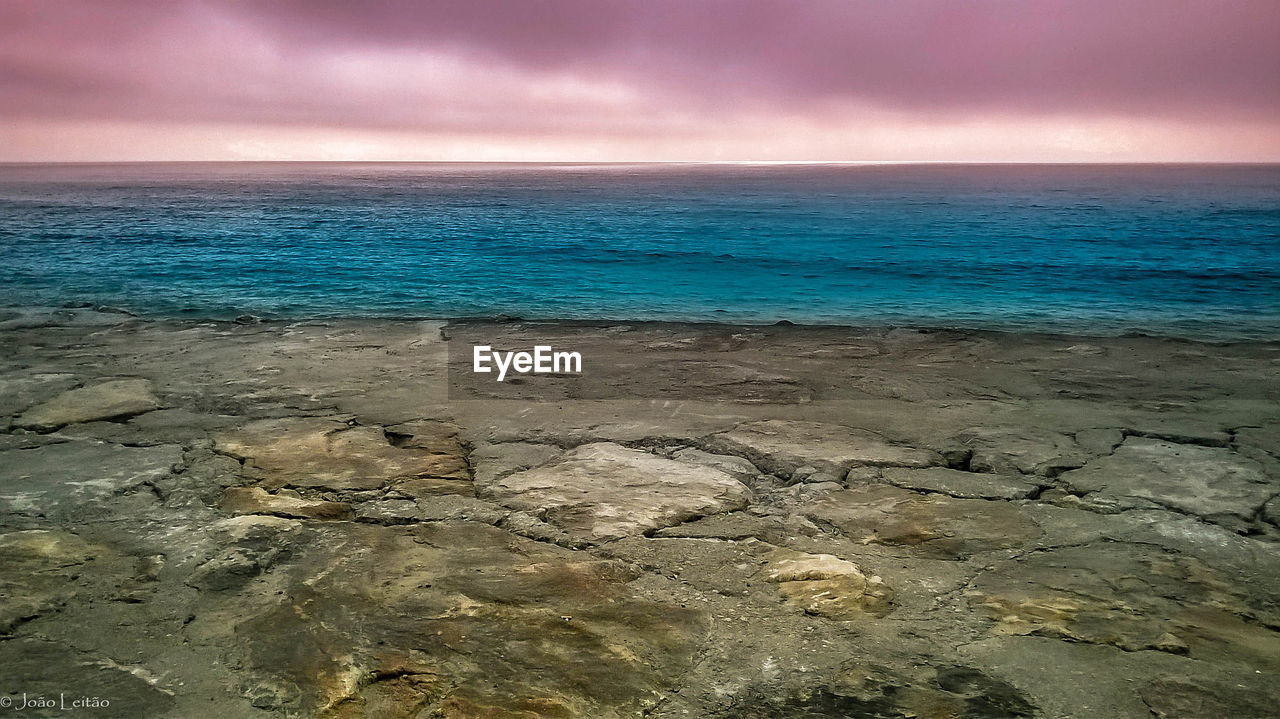 sea, beauty in nature, nature, scenics, water, sky, horizon over water, tranquil scene, tranquility, outdoors, no people, beach, landscape, day