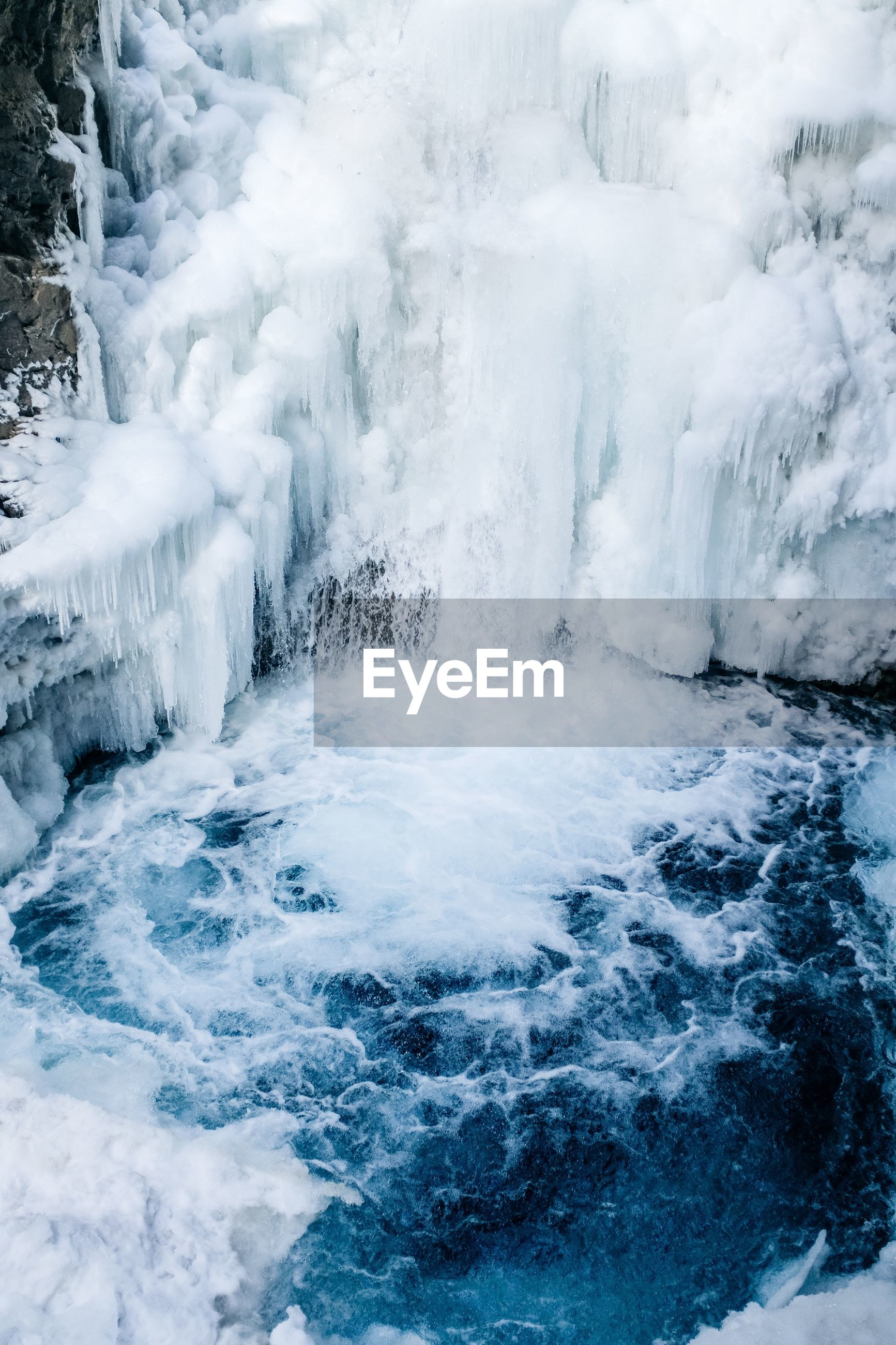 motion, nature, beauty in nature, water, long exposure, waterfall, no people, power in nature, blurred motion, day, scenics, outdoors, cold temperature, winter