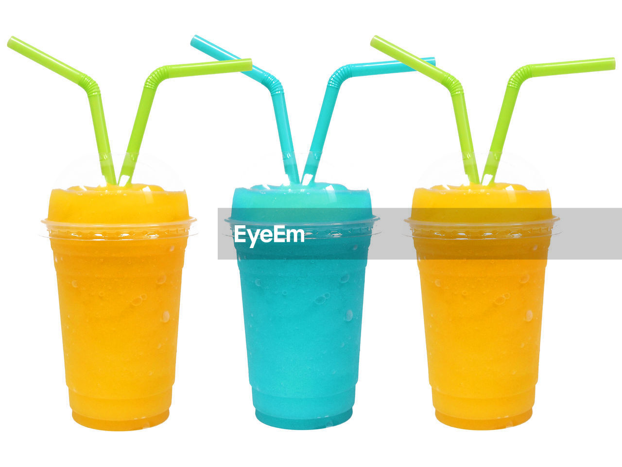 food and drink, straw, drinking straw, refreshment, food, white background, drink, indoors, drinking glass, glass, freshness, yellow, household equipment, still life, healthy eating, smoothie, green color, no people, close-up, cocktail, orange