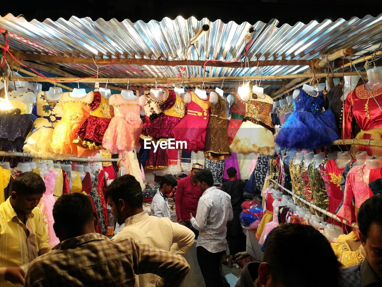 large group of people, real people, men, group of people, indoors, choice, crowd, variation, adult, women, multi colored, market, retail, for sale, leisure activity, traditional festival, lifestyles