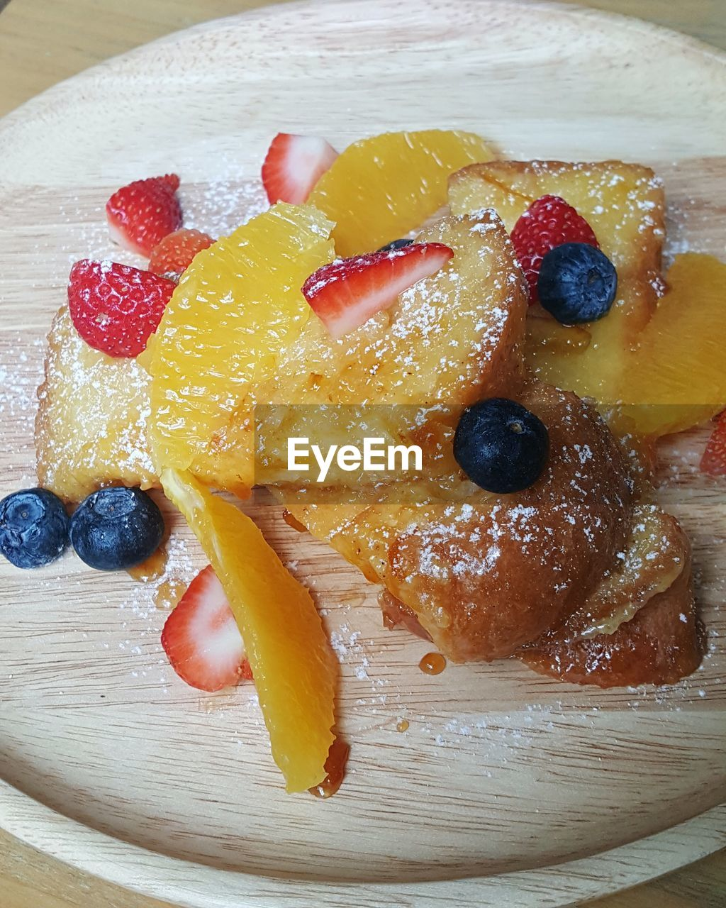 food and drink, food, sweet food, fruit, freshness, dessert, blueberry, indulgence, indoors, ready-to-eat, close-up, no people, plate, fruitcake, temptation, pancake, day