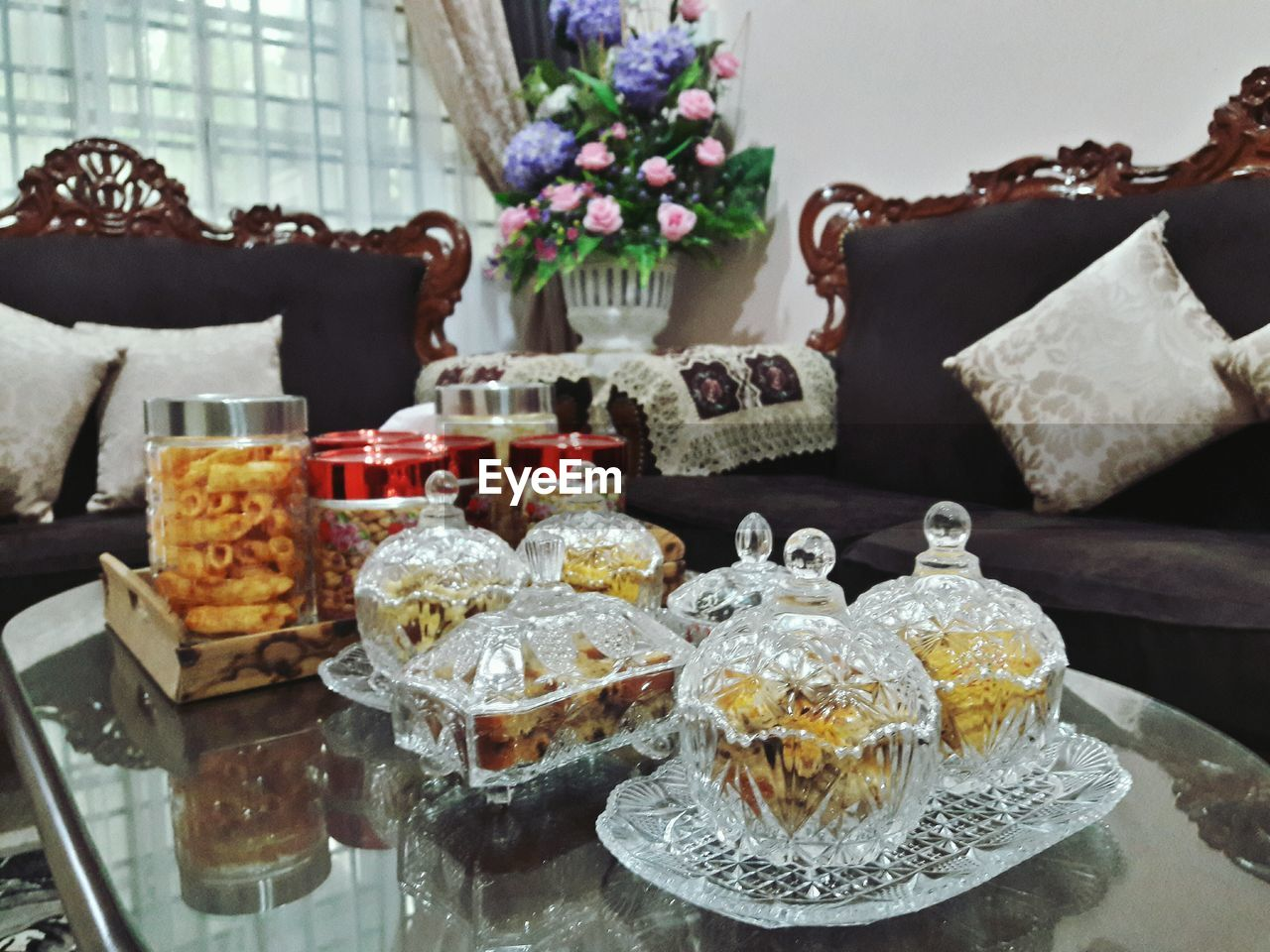 indulgence, indoors, table, sweet food, dessert, still life, food and drink, freshness, unhealthy eating, no people, cake, food, temptation, celebration, ready-to-eat, flower, day, close-up