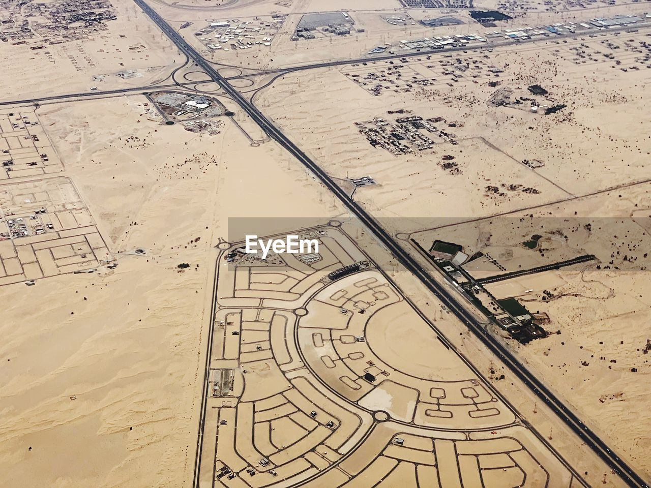 land, high angle view, environment, aerial view, no people, industry, day, landscape, nature, sand, architecture, outdoors, pattern, scenics - nature, tire track, beauty in nature, field, built structure, agriculture, desert, arid climate