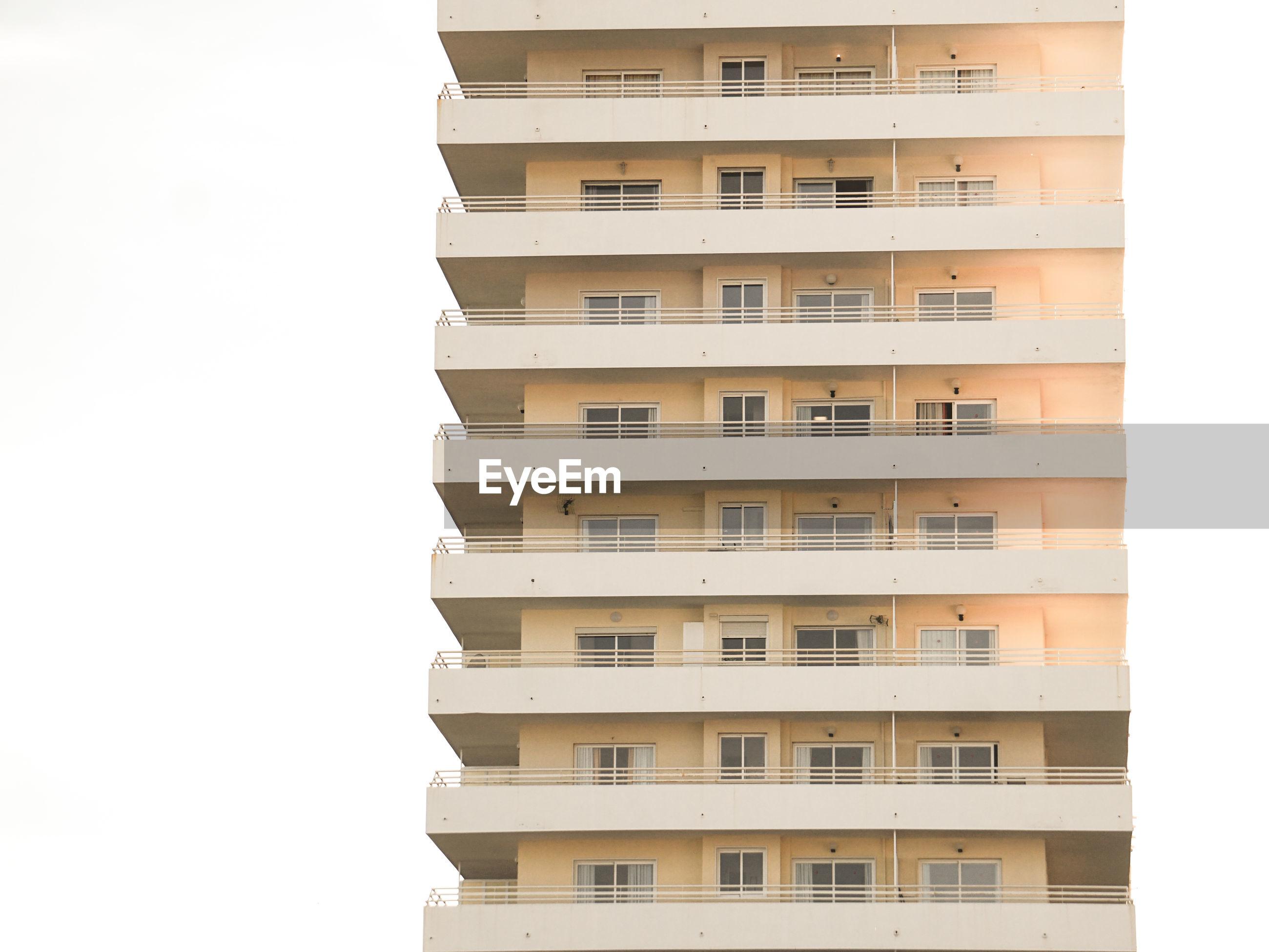 Block apartments