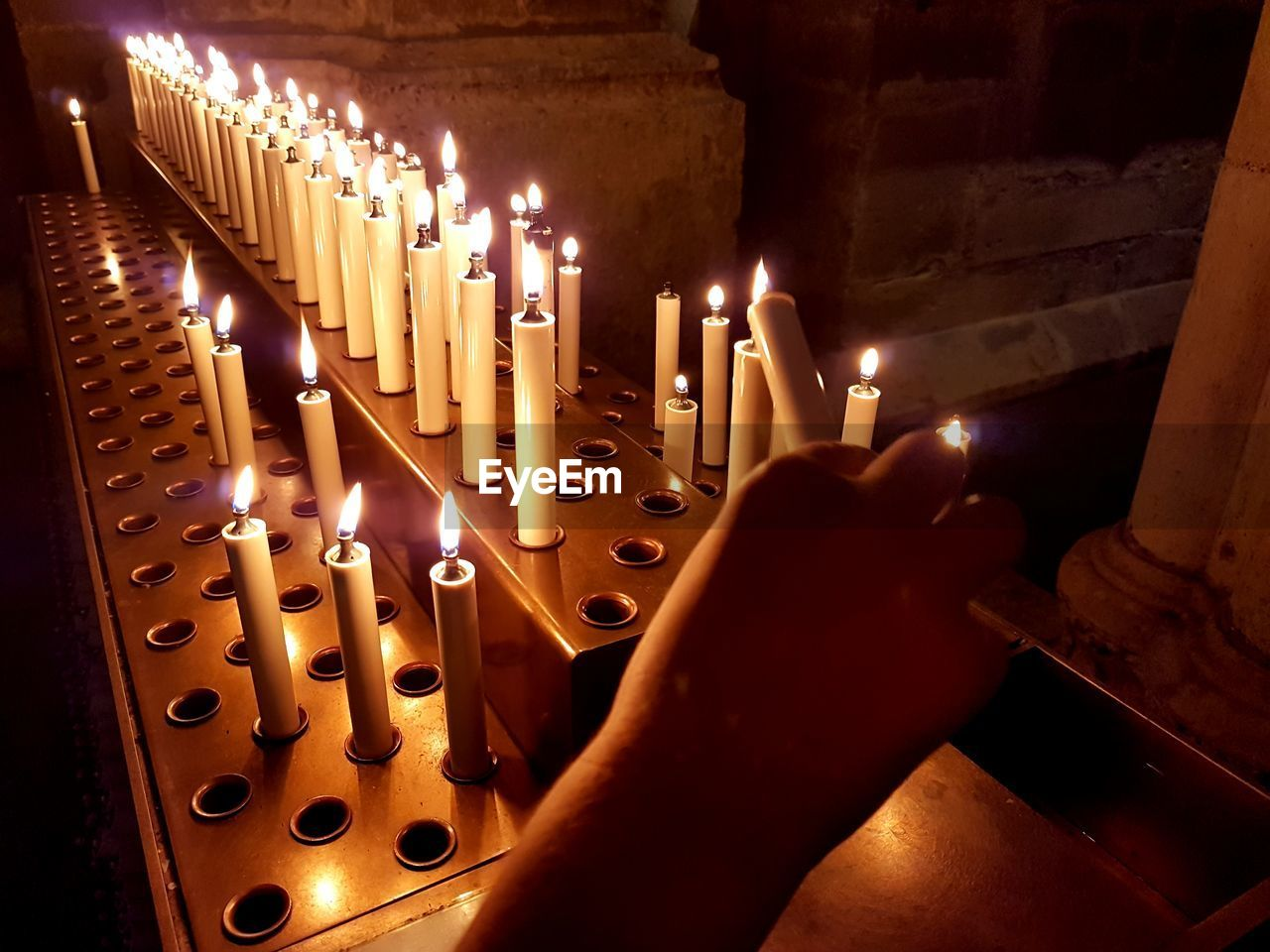 burning, fire, flame, heat - temperature, human hand, illuminated, fire - natural phenomenon, hand, glowing, candle, human body part, indoors, one person, real people, nature, holding, close-up, unrecognizable person, lighting equipment, built structure, body part, finger, dark