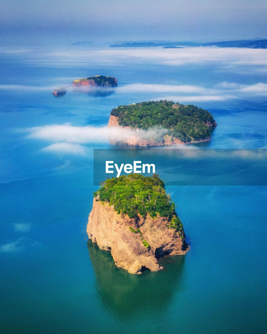 Three islands in nova scotia