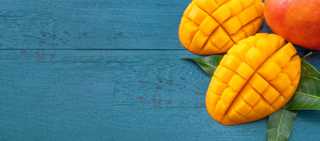 healthy eating, wellbeing, food, food and drink, yellow, freshness, fruit, still life, vegetable, wood - material, table, orange color, no people, high angle view, day, directly above, close-up, choice, outdoors, raw food