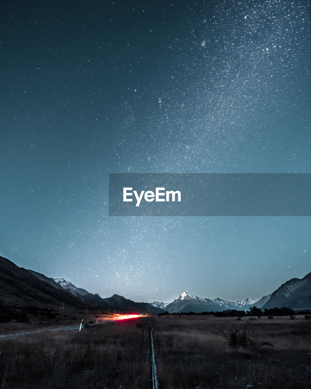 mountain, sky, scenics - nature, star - space, night, beauty in nature, astronomy, landscape, tranquil scene, tranquility, space, environment, galaxy, nature, mountain range, no people, non-urban scene, star, idyllic, star field, outdoors, snowcapped mountain, mountain peak