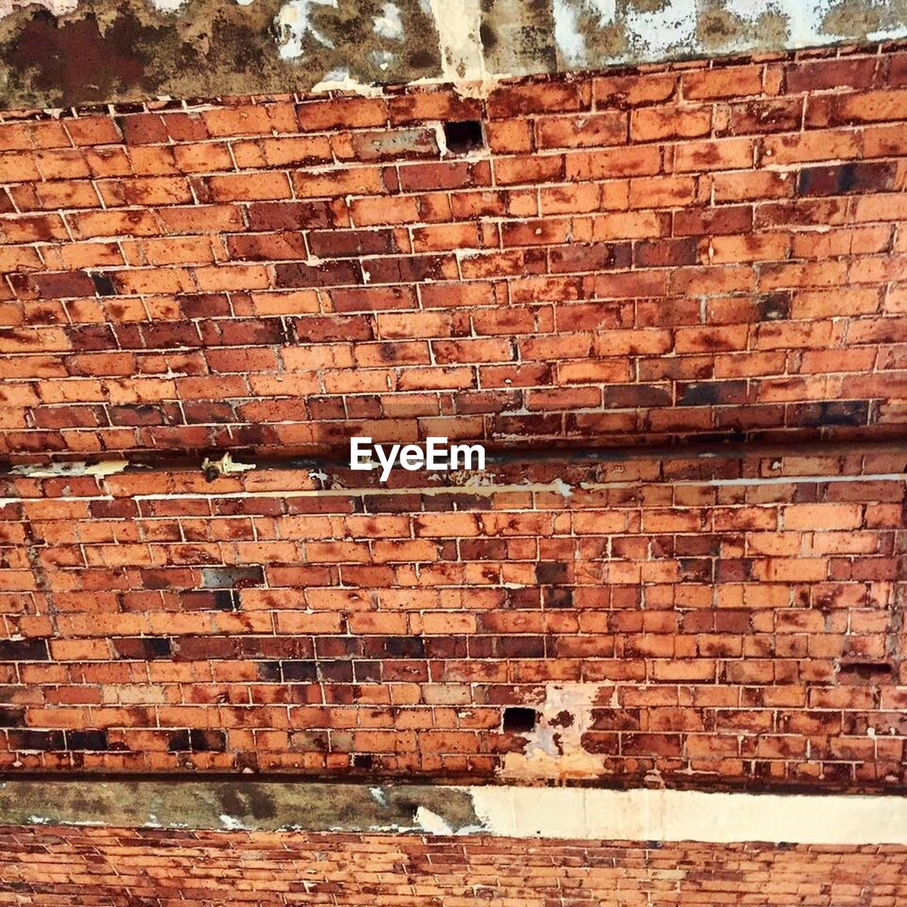 brick wall, day, architecture, no people, outdoors, built structure, red, building exterior, close-up