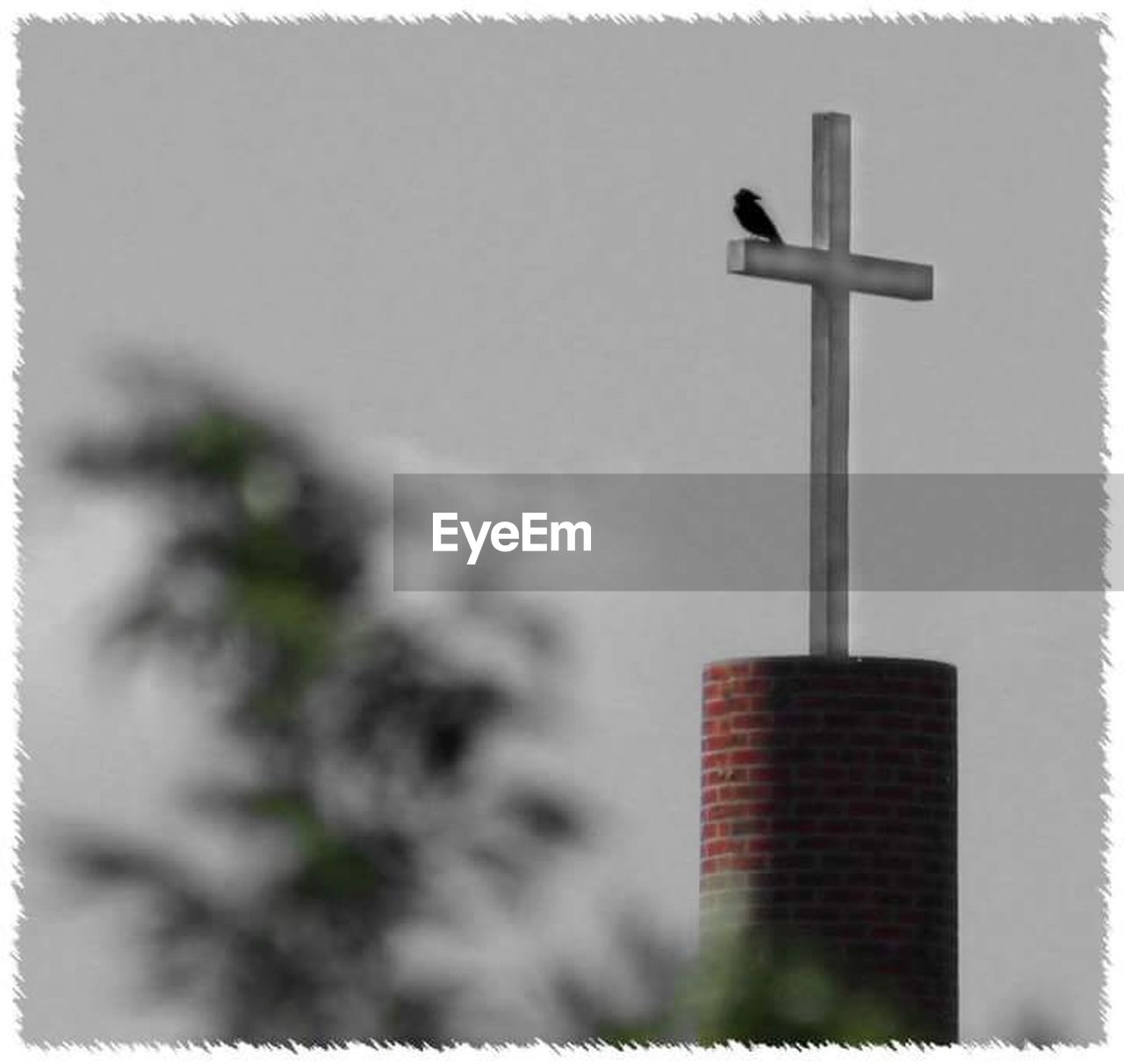 day, built structure, cross, outdoors, no people, architecture, building exterior, sky, close-up