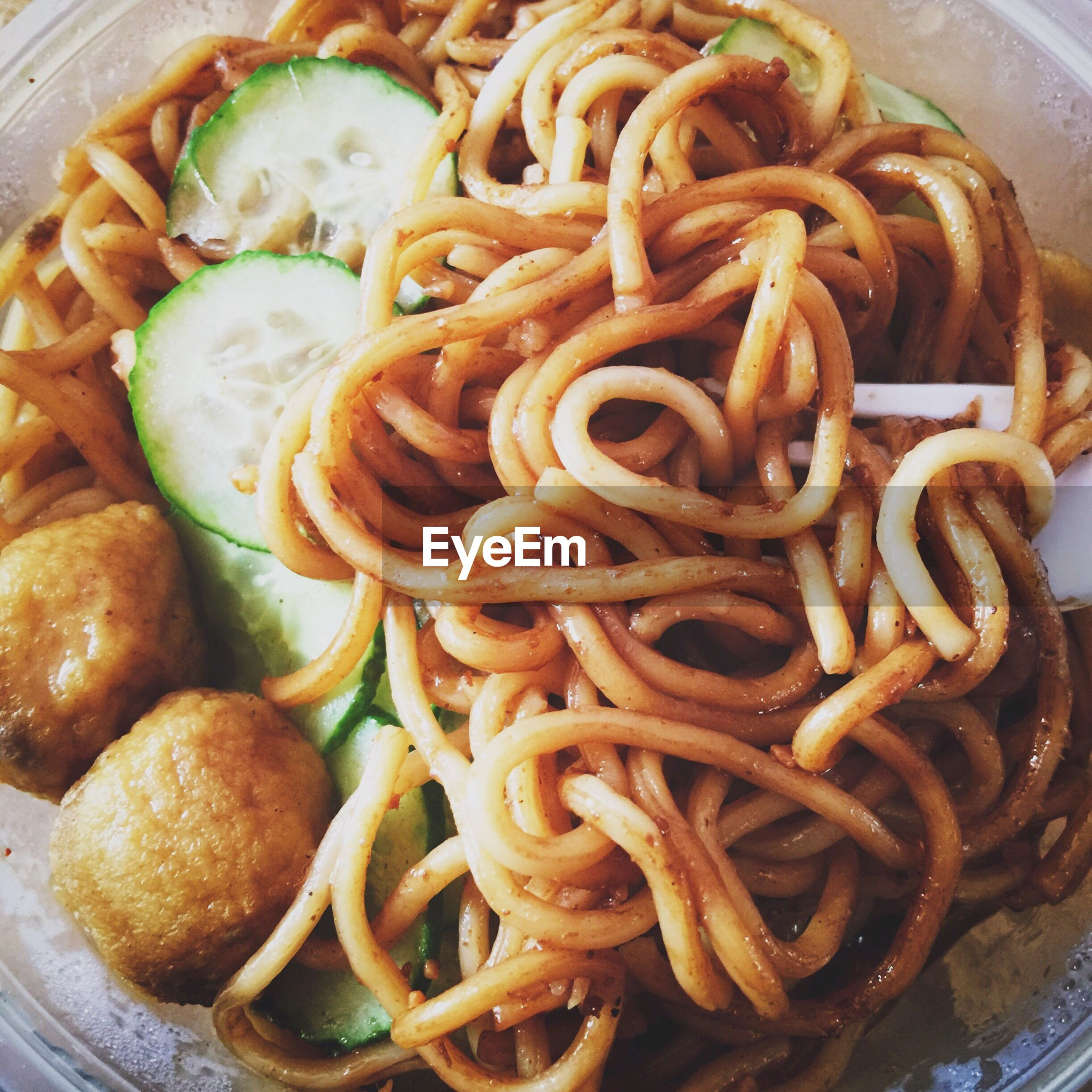 food and drink, food, freshness, ready-to-eat, indoors, close-up, plate, still life, meal, healthy eating, serving size, indulgence, high angle view, meat, noodles, cooked, fried, pasta, no people