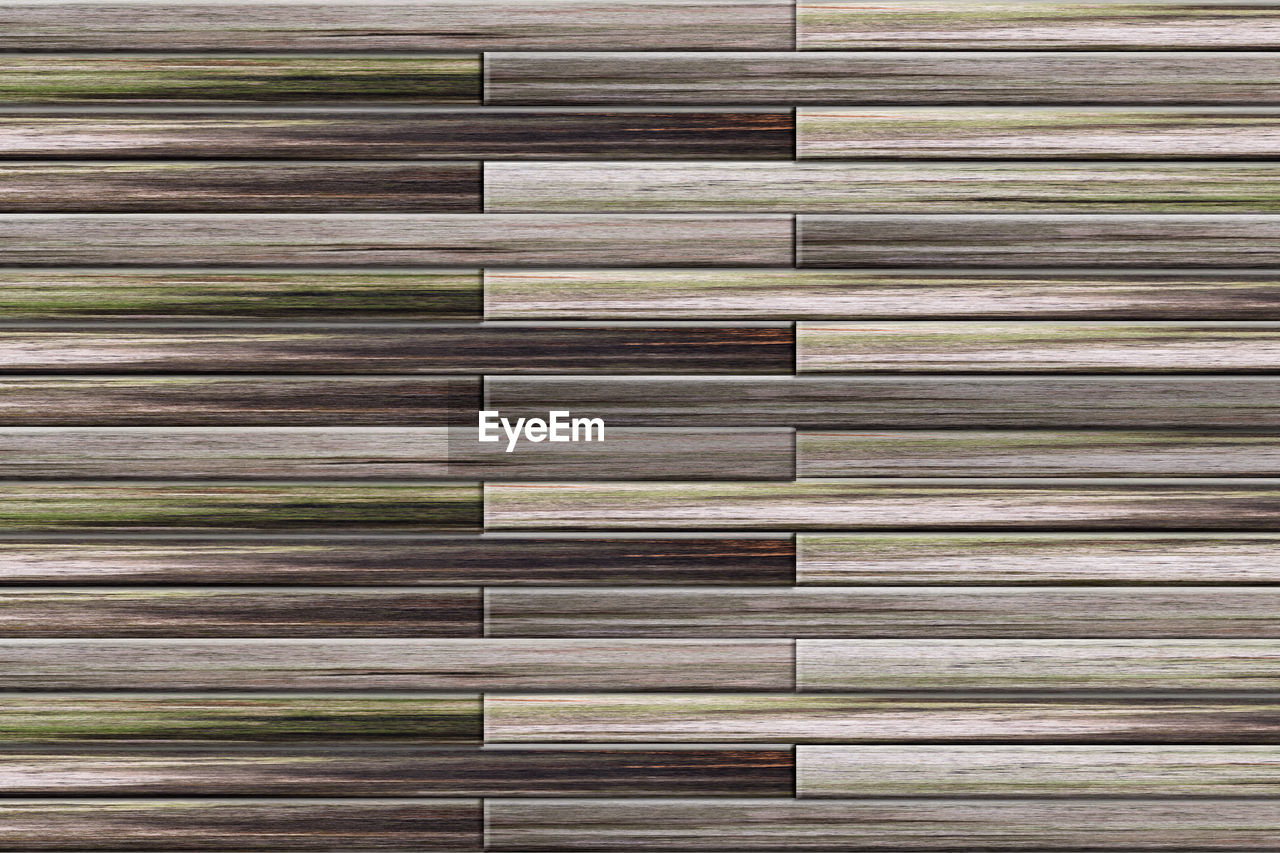 backgrounds, pattern, wood - material, textured, no people, full frame, plank, wood, close-up, repetition, in a row, wood grain, wall - building feature, boardwalk, day, architecture, outdoors, brown, striped, built structure, wood paneling