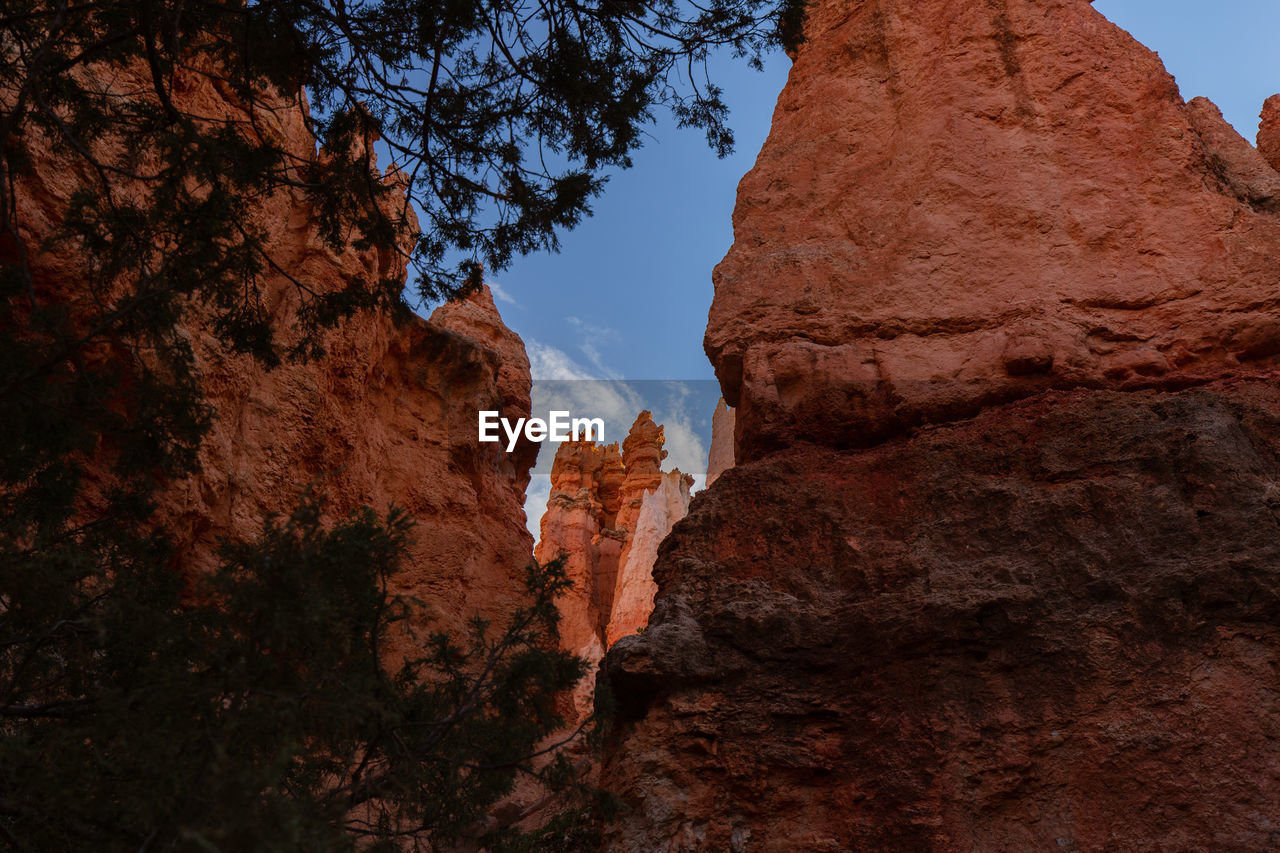 rock, rock formation, rock - object, sky, nature, solid, geology, mountain, beauty in nature, no people, cliff, land, environment, brown, physical geography, travel, outdoors, tranquility, remote, non-urban scene, formation, mountain peak, eroded, sandstone
