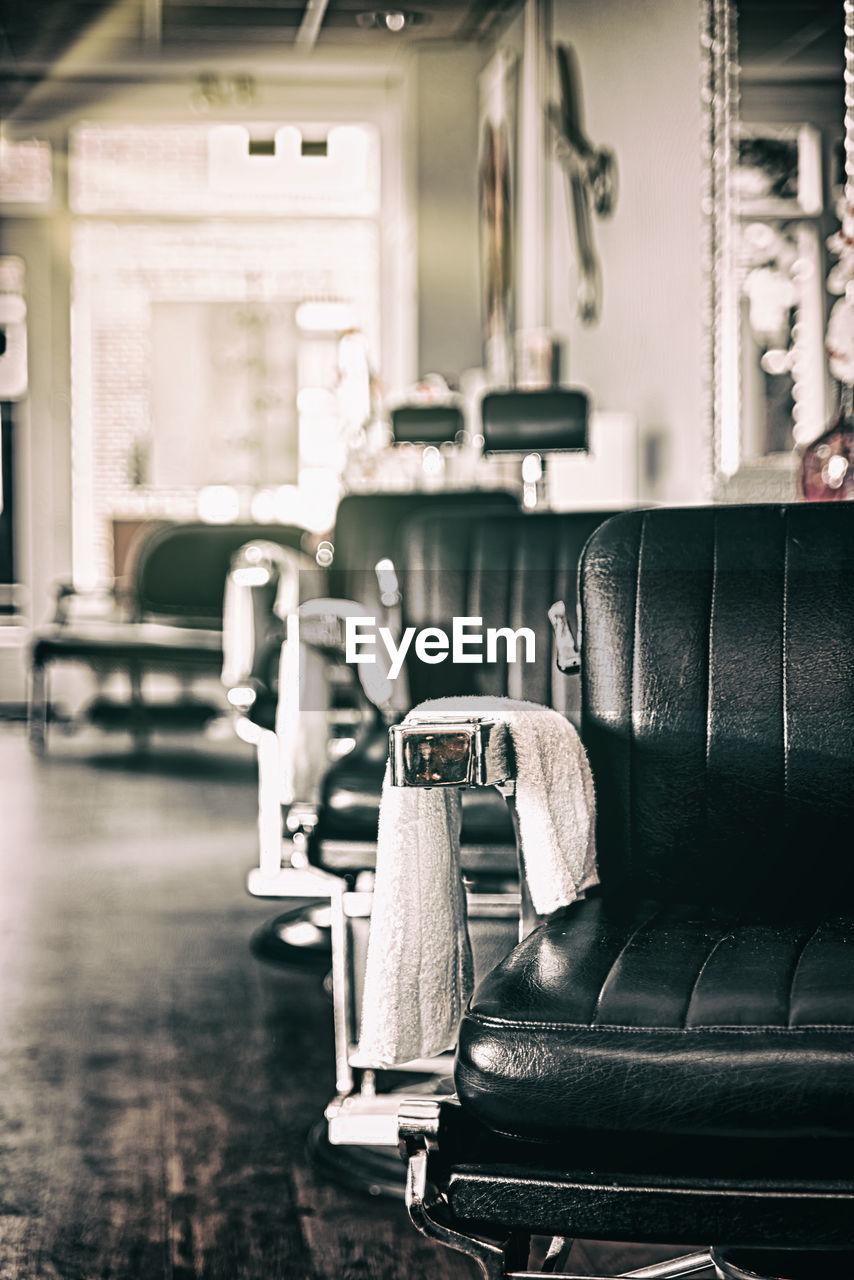 Empty Seats Barber Shop