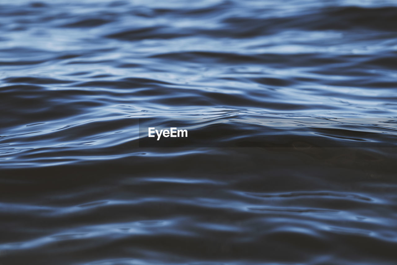 full frame, backgrounds, water, no people, rippled, waterfront, nature, day, tranquility, beauty in nature, pattern, outdoors, high angle view, scenics - nature, sea, natural pattern, motion, close-up