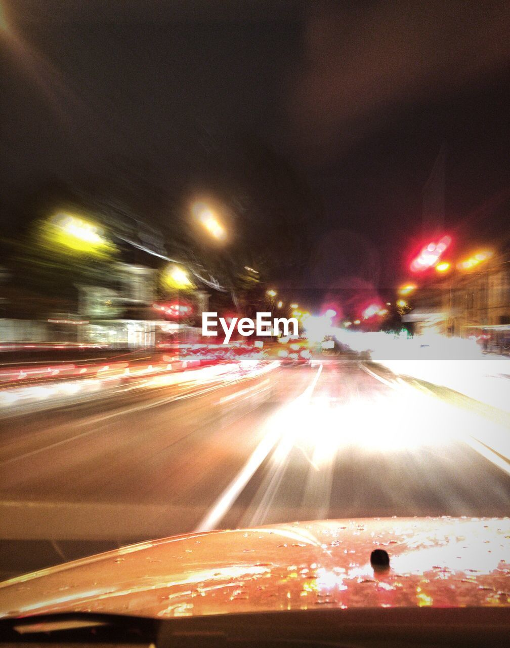 transportation, illuminated, blurred motion, speed, car, night, land vehicle, motion, long exposure, road, light trail, mode of transport, no people, outdoors, high street