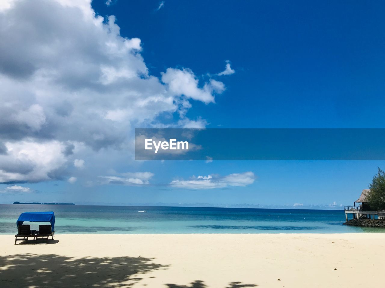 sea, sky, water, beach, land, cloud - sky, horizon, horizon over water, scenics - nature, beauty in nature, nature, tranquil scene, tranquility, day, sand, blue, transportation, outdoors, no people