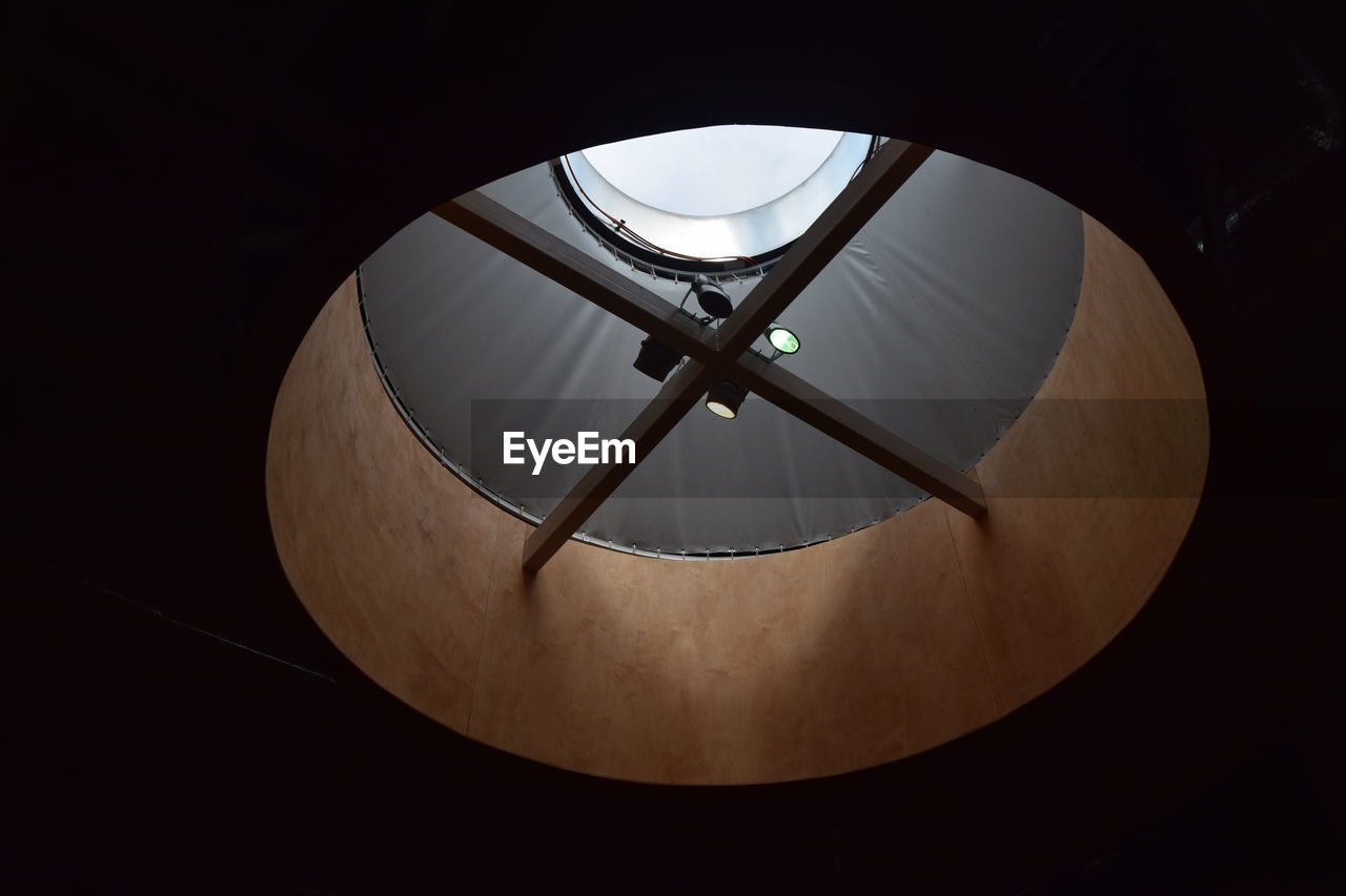 lighting equipment, no people, illuminated, indoors, close-up, black background, day