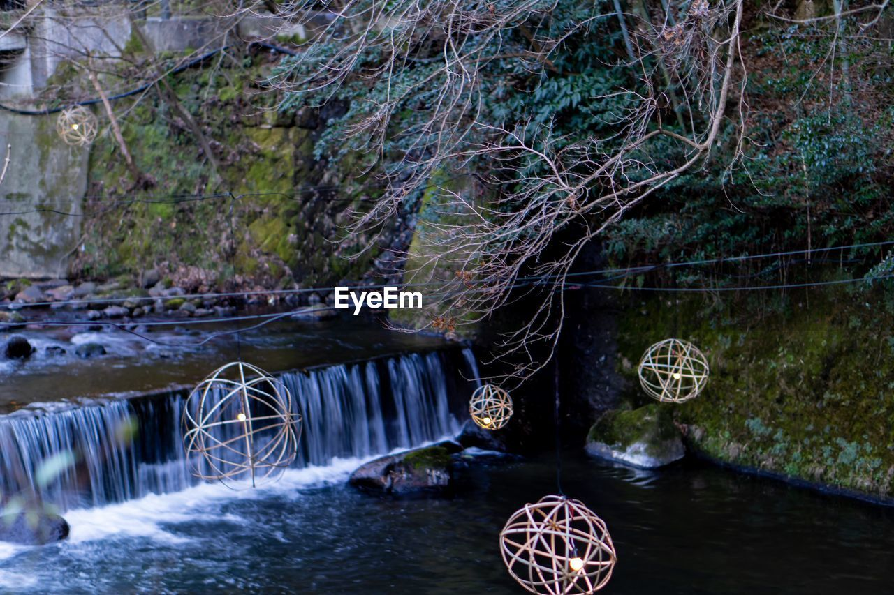 water, tree, motion, nature, plant, river, forest, no people, blurred motion, flowing water, day, long exposure, waterfall, beauty in nature, scenics - nature, waterfront, outdoors, tranquility, stream - flowing water, flowing