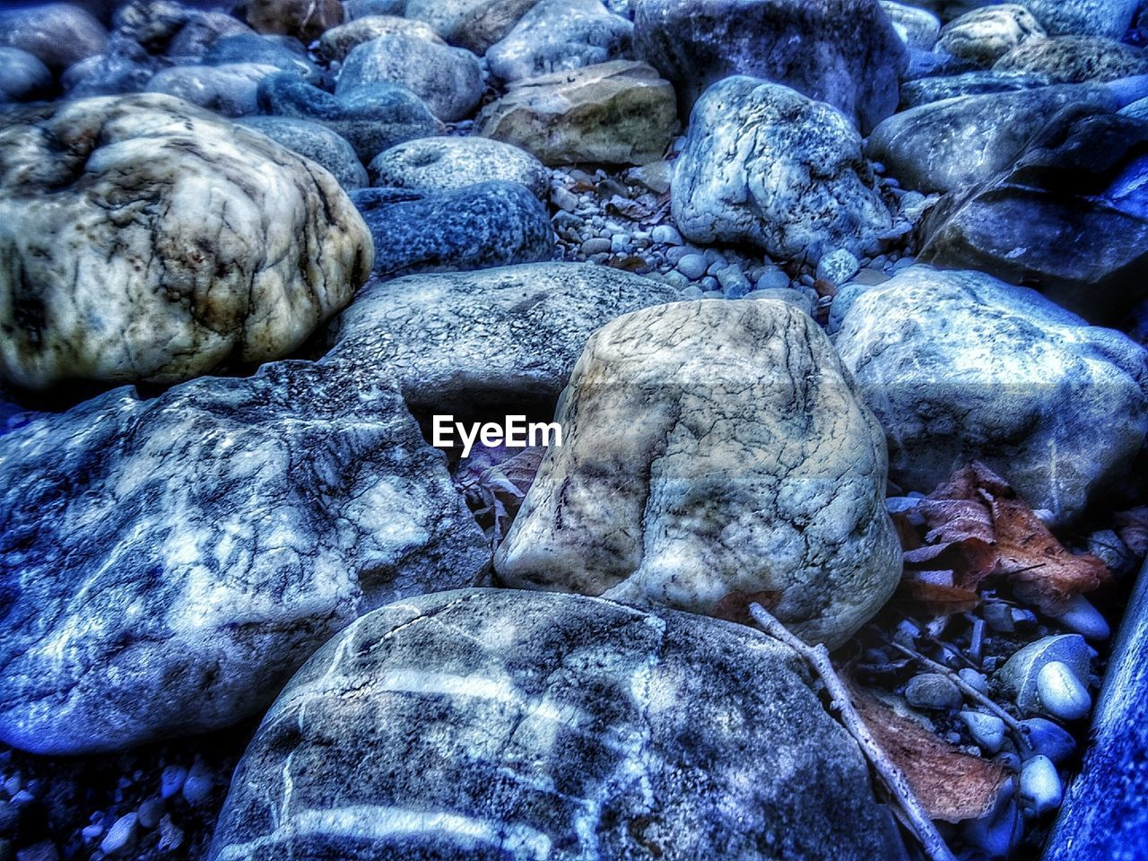 beach, nature, no people, rock - object, pebble, outdoors, pebble beach, beauty in nature, day, sea, close-up