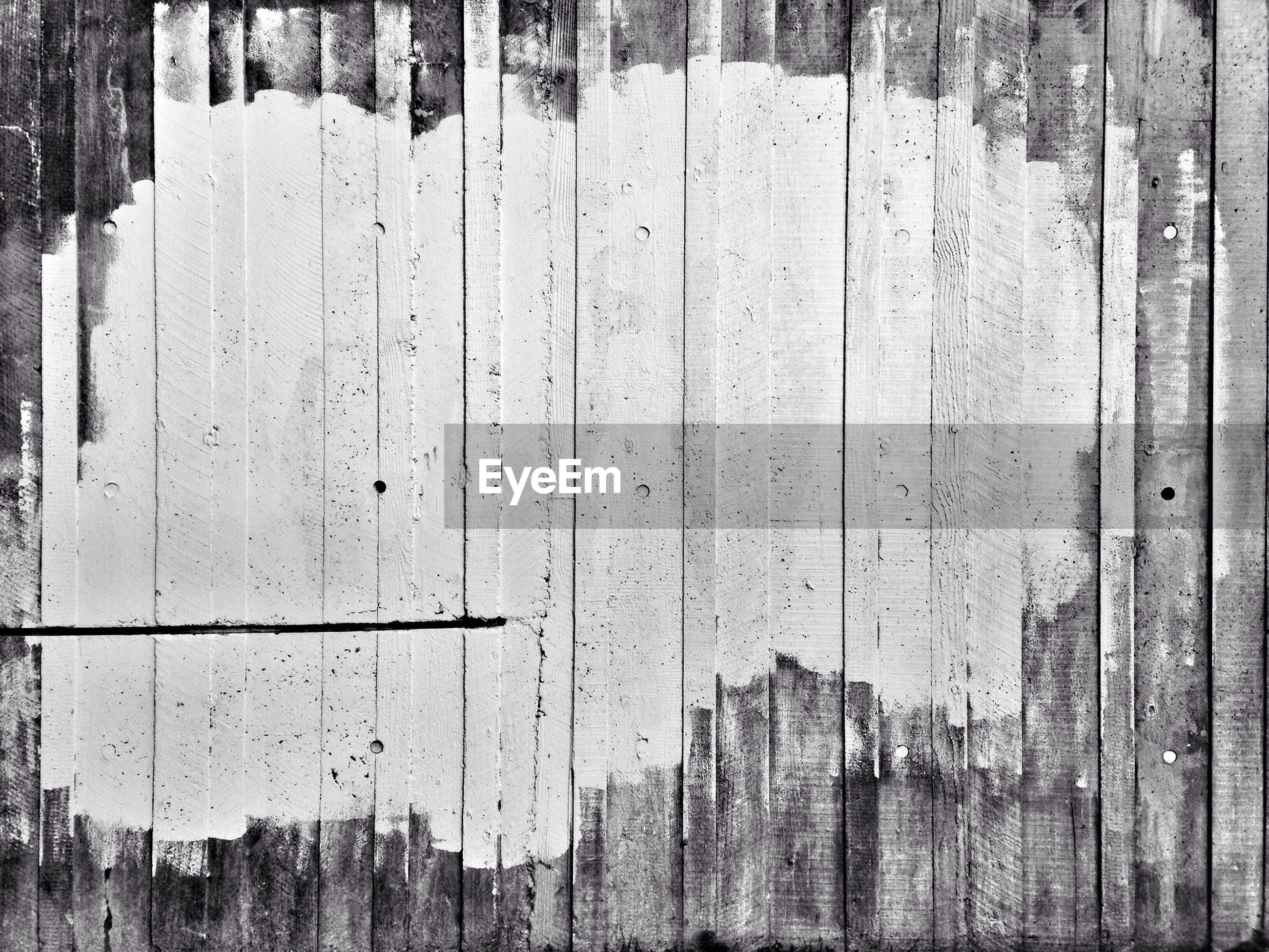 Full frame shot of textured wooden wall