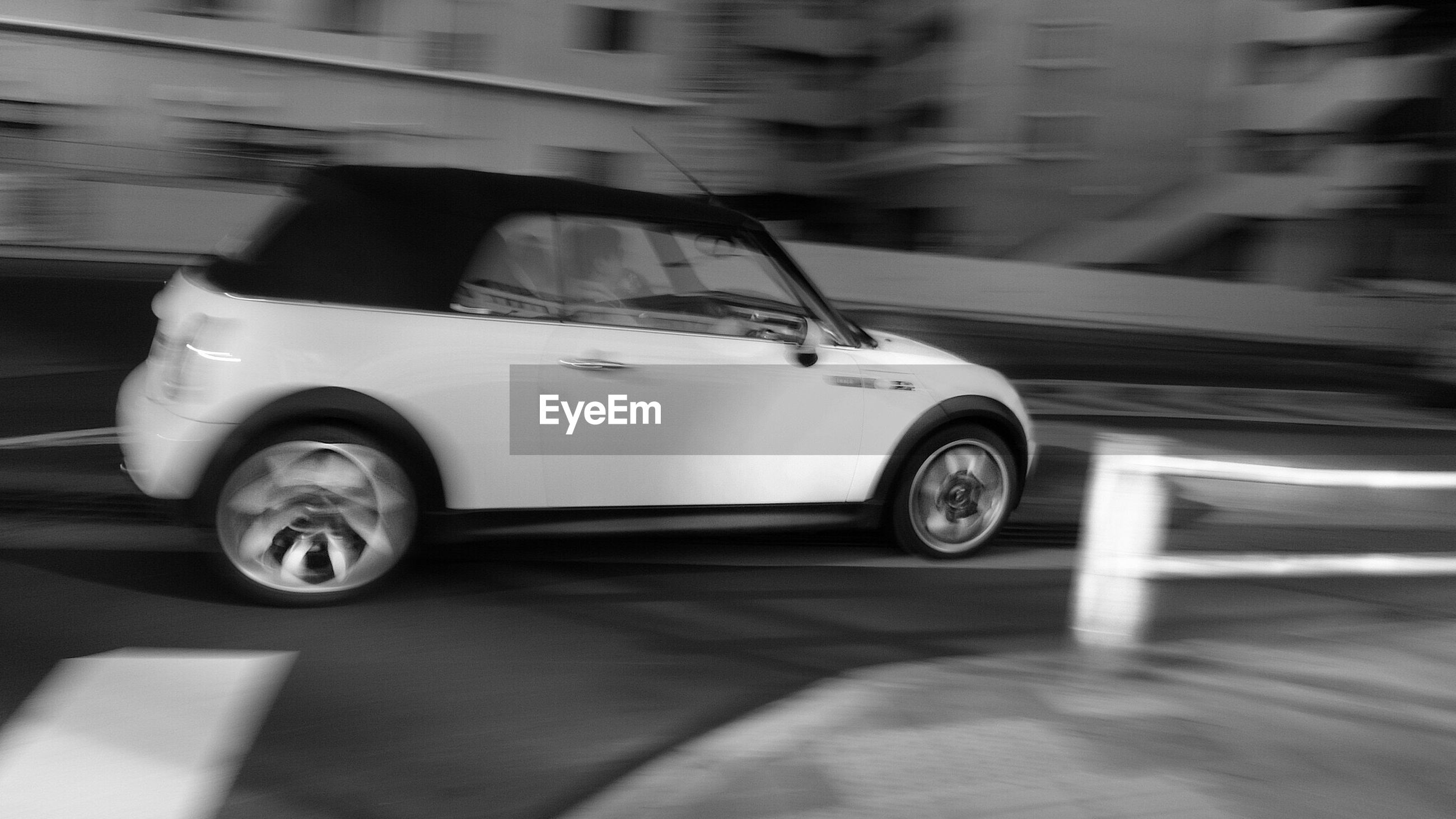 car, transportation, blurred motion, mode of transport, land vehicle, journey, speed, day, outdoors, no people, close-up, collector's car, racecar
