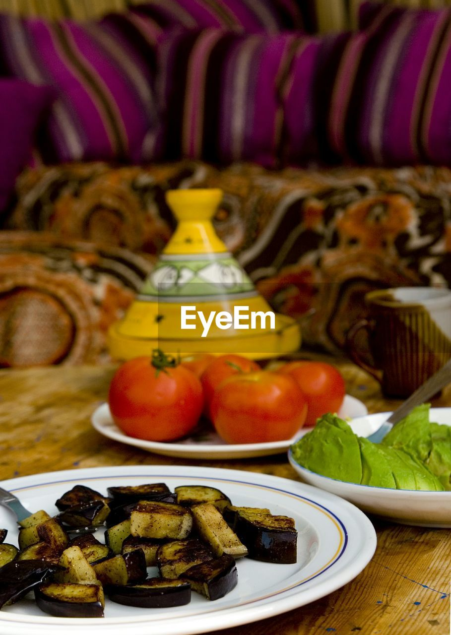 food and drink, food, plate, no people, indoors, healthy eating, freshness, ready-to-eat, close-up, day
