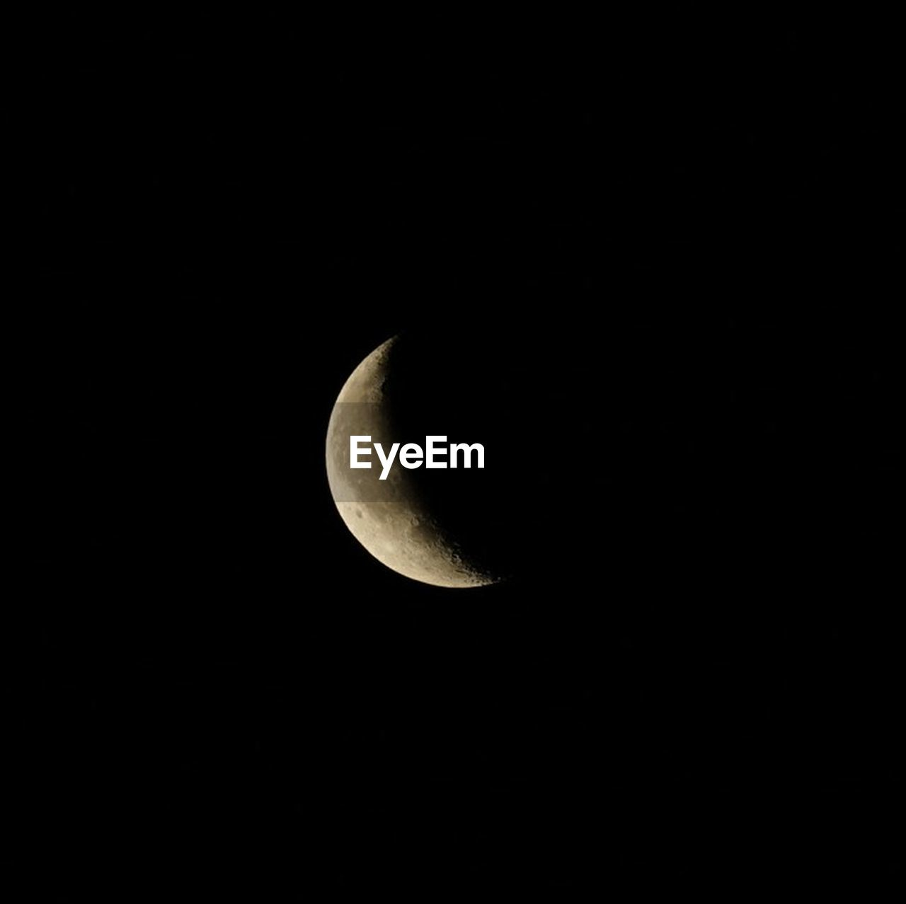 astronomy, moon, night, moon surface, beauty in nature, scenics, space, low angle view, nature, half moon, no people, tranquility, tranquil scene, space exploration, outdoors, crescent, sky, close-up