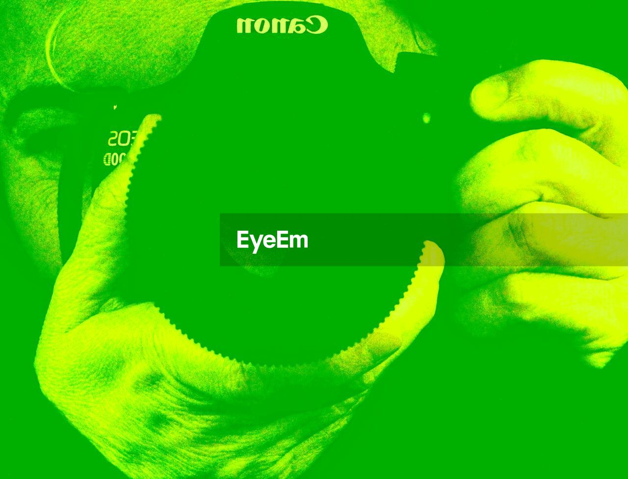 green color, human body part, one person, studio shot, close-up, indoors, human hand, people, day