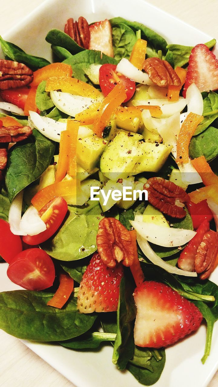food, vegetable, healthy eating, salad, food and drink, indoors, tomato, freshness, no people, close-up, ready-to-eat, day
