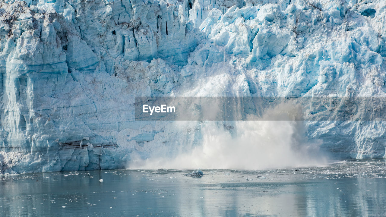 water, ice, cold temperature, beauty in nature, glacier, environment, scenics - nature, nature, sea, winter, frozen, waterfront, landscape, no people, snow, climate change, day, non-urban scene, outdoors, power in nature, melting