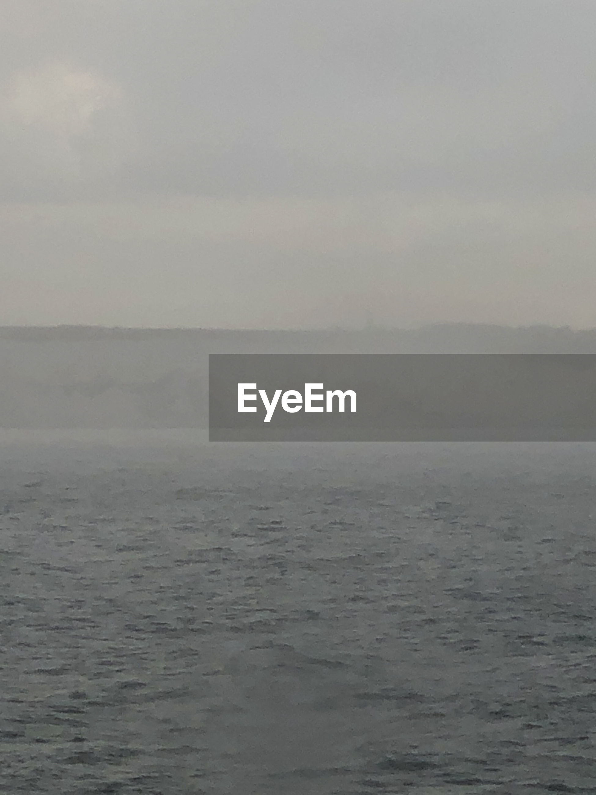 VIEW OF SEA AGAINST SKY