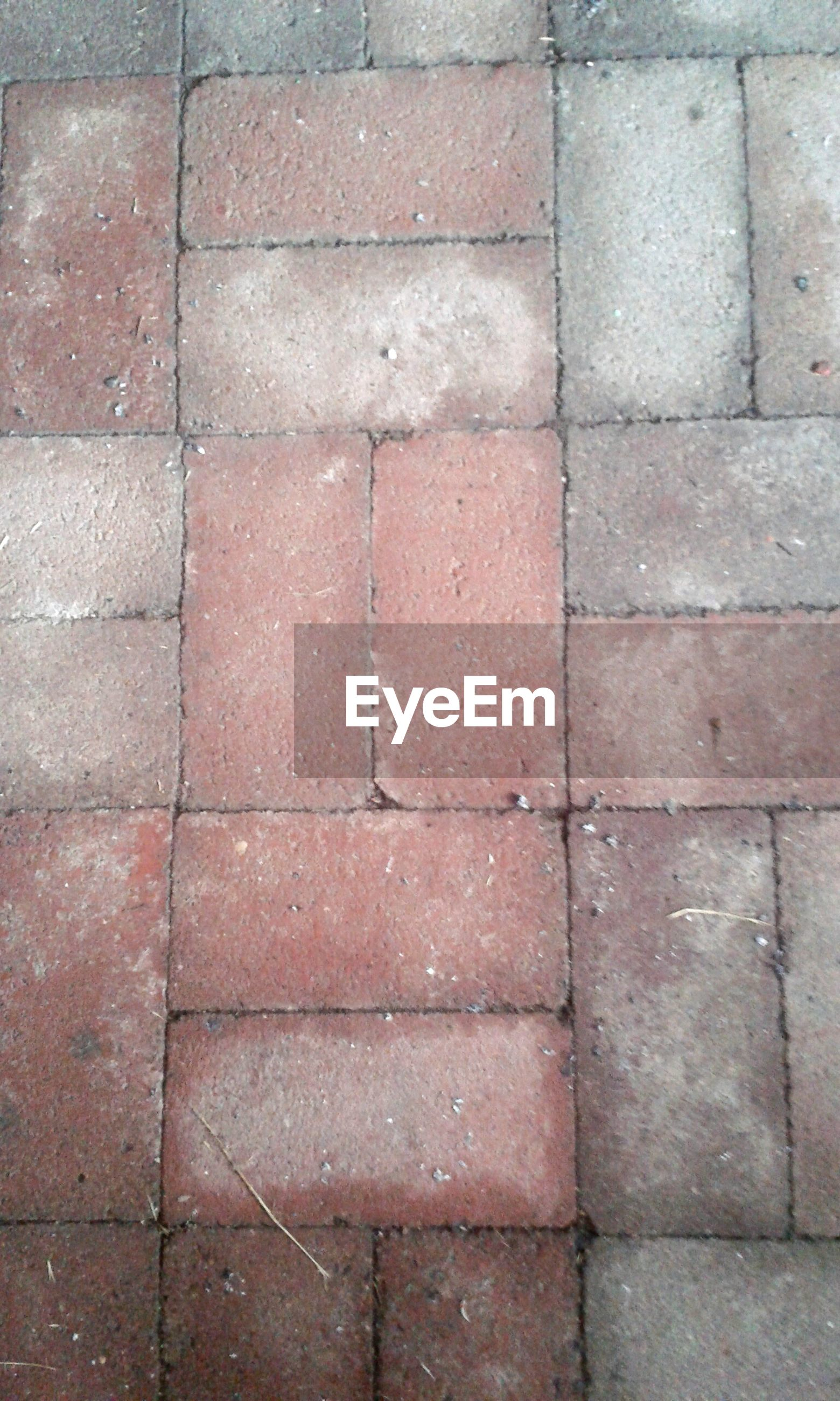 full frame, backgrounds, textured, pattern, cobblestone, paving stone, brick wall, close-up, wall - building feature, no people, outdoors, day, high angle view, street, detail, tiled floor, repetition, footpath, built structure, sidewalk