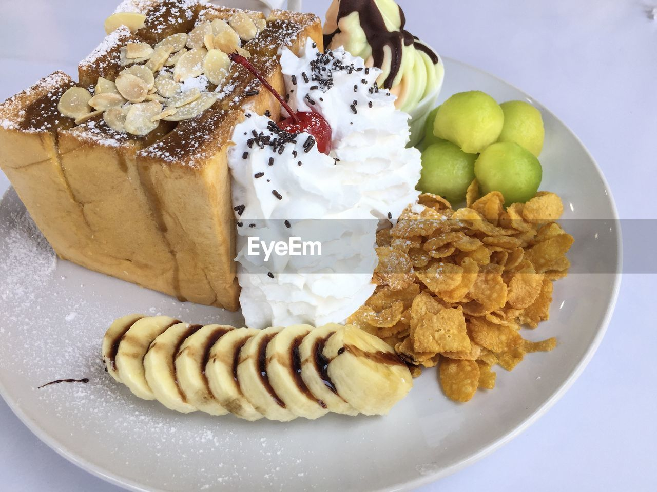 food, food and drink, freshness, ready-to-eat, plate, indulgence, still life, sweet food, fruit, sweet, healthy eating, dessert, close-up, serving size, indoors, temptation, no people, table, slice, snack