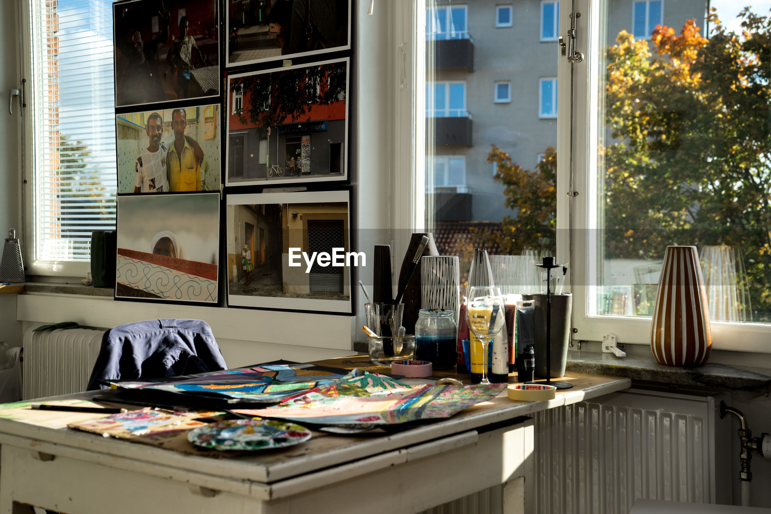 window, table, indoors, no people, home interior, day, illuminated, architecture