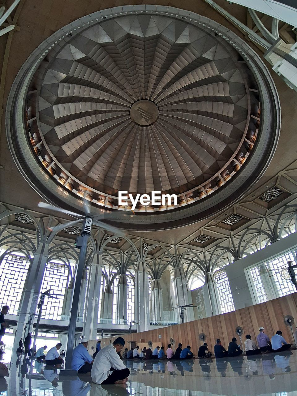 group of people, built structure, architecture, indoors, real people, ceiling, men, women, crowd, large group of people, adult, dome, arch, lifestyles, religion, travel, belief, day, leisure activity, spirituality, skylight, ornate, cupola