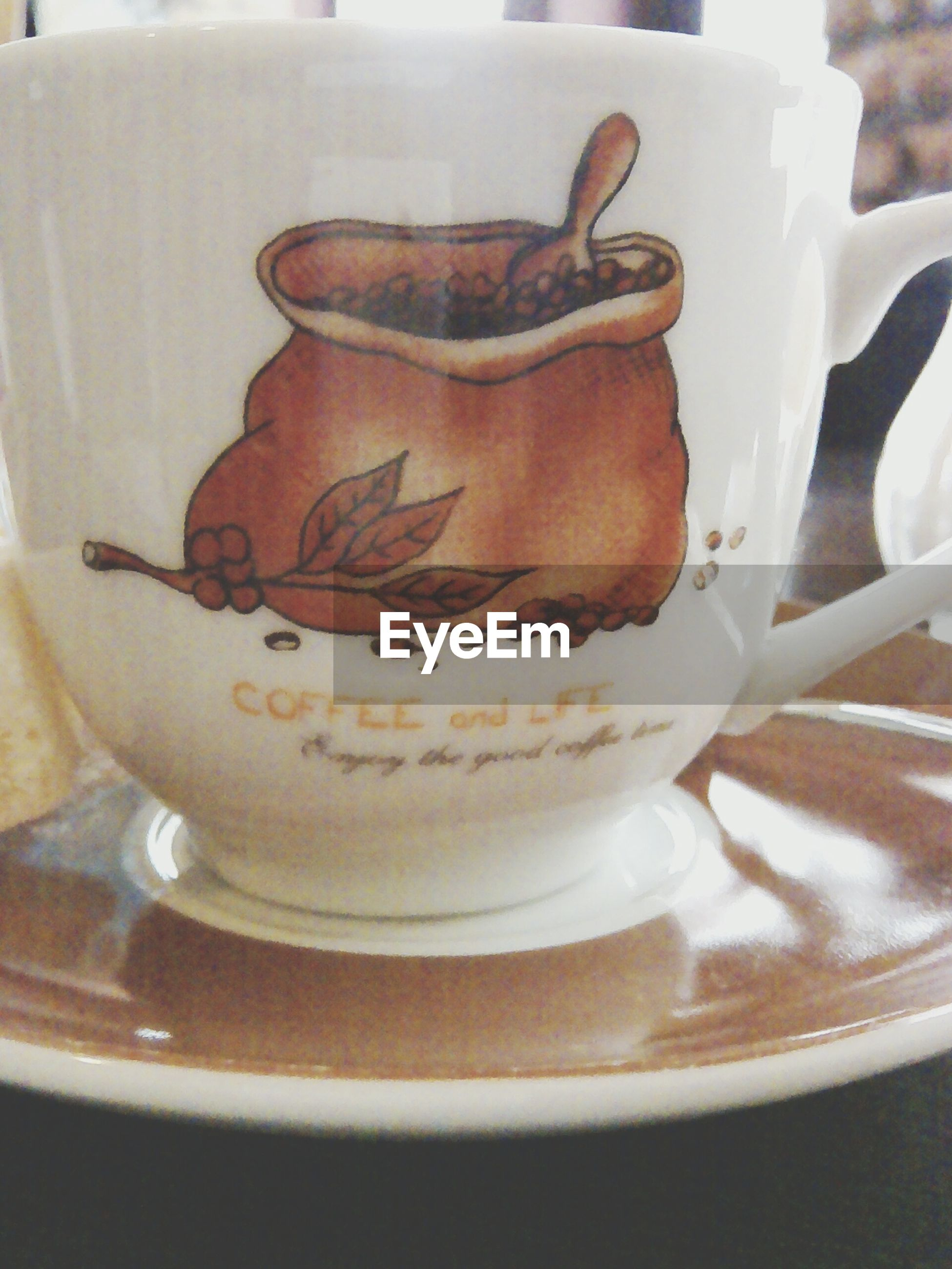 food and drink, indoors, freshness, table, still life, drink, refreshment, sweet food, plate, close-up, dessert, food, coffee cup, ready-to-eat, indulgence, saucer, serving size, high angle view, unhealthy eating, coffee - drink
