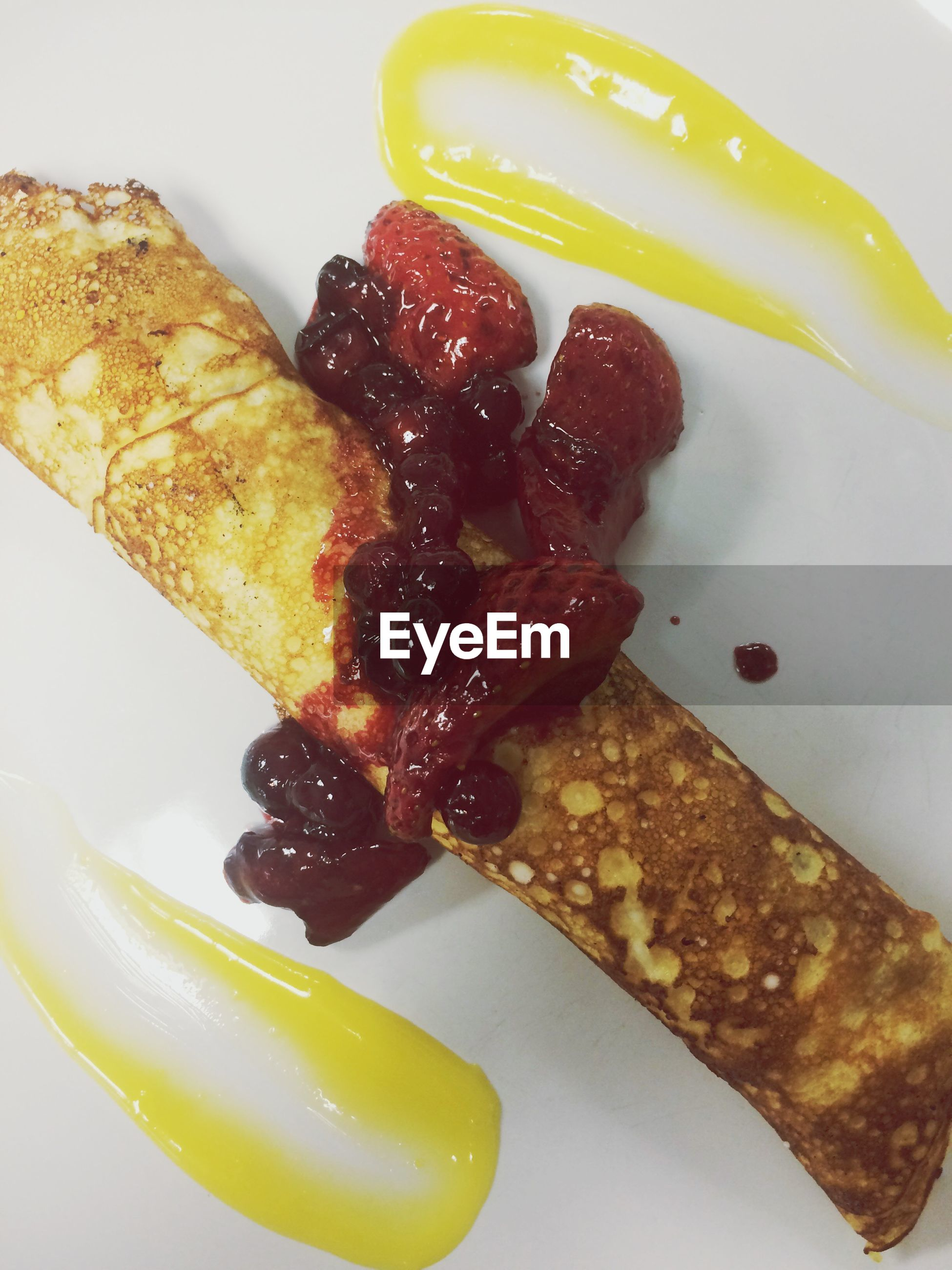 food and drink, food, freshness, indoors, sweet food, still life, ready-to-eat, dessert, indulgence, fruit, plate, strawberry, healthy eating, close-up, temptation, slice, cake, serving size, high angle view