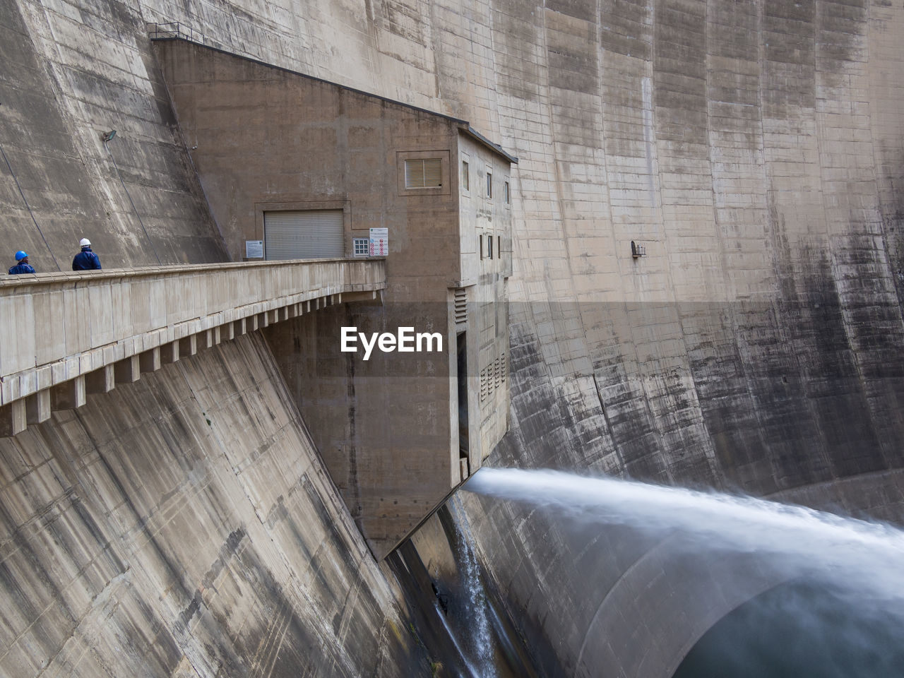 built structure, architecture, water, dam, hydroelectric power, motion, no people, fuel and power generation, day, building exterior, renewable energy, environmental conservation, long exposure, outdoors, nature, blurred motion, wall - building feature, wall, flowing water, flowing