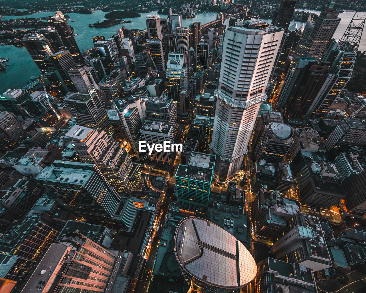 building exterior, city, architecture, cityscape, built structure, building, office building exterior, tall - high, skyscraper, modern, high angle view, crowd, crowded, tower, city life, residential district, landscape, office, aerial view, outdoors, financial district