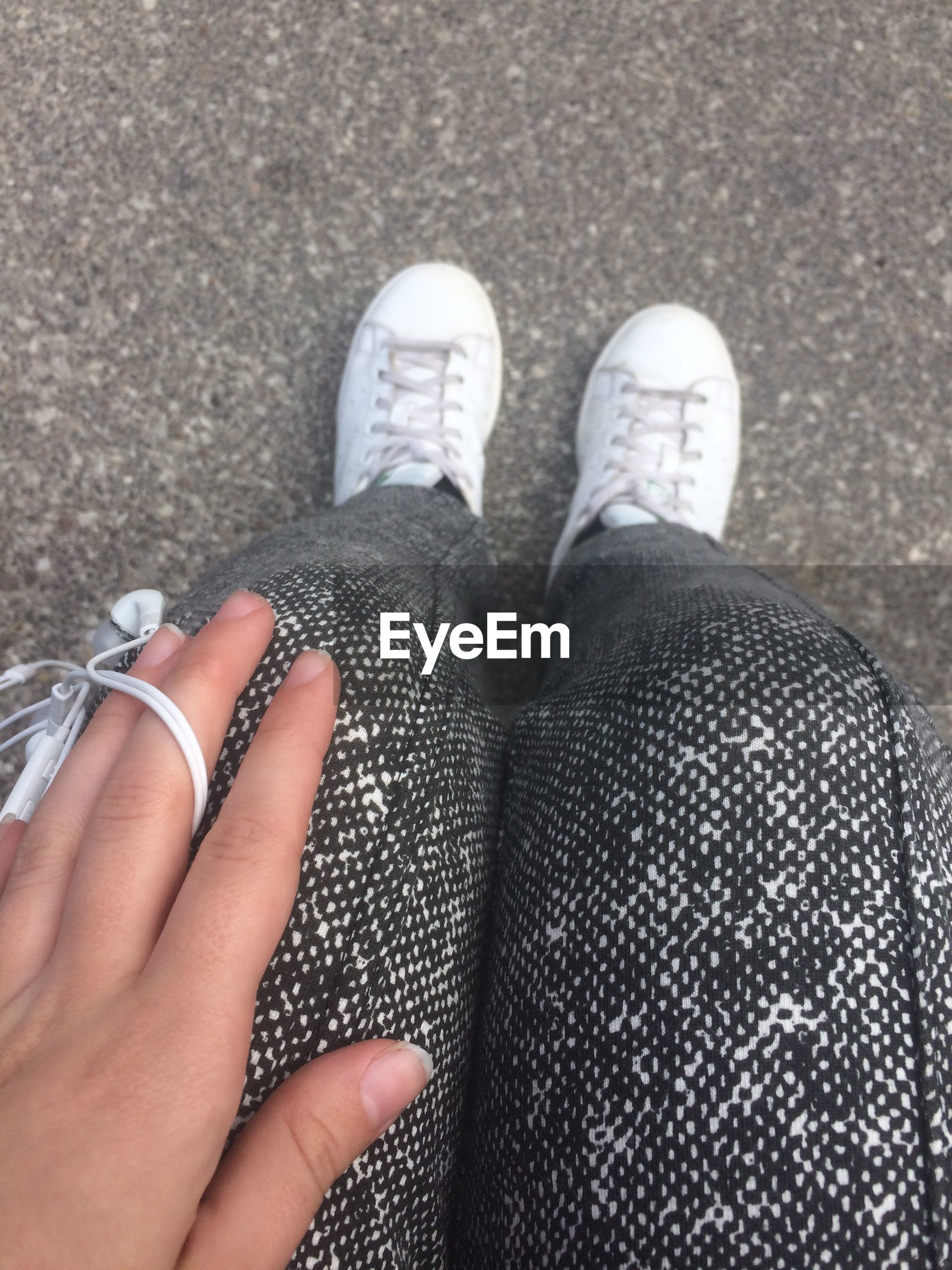 low section, person, personal perspective, lifestyles, part of, human foot, shoe, leisure activity, high angle view, footwear, unrecognizable person, human finger, cropped, fashion, human limb