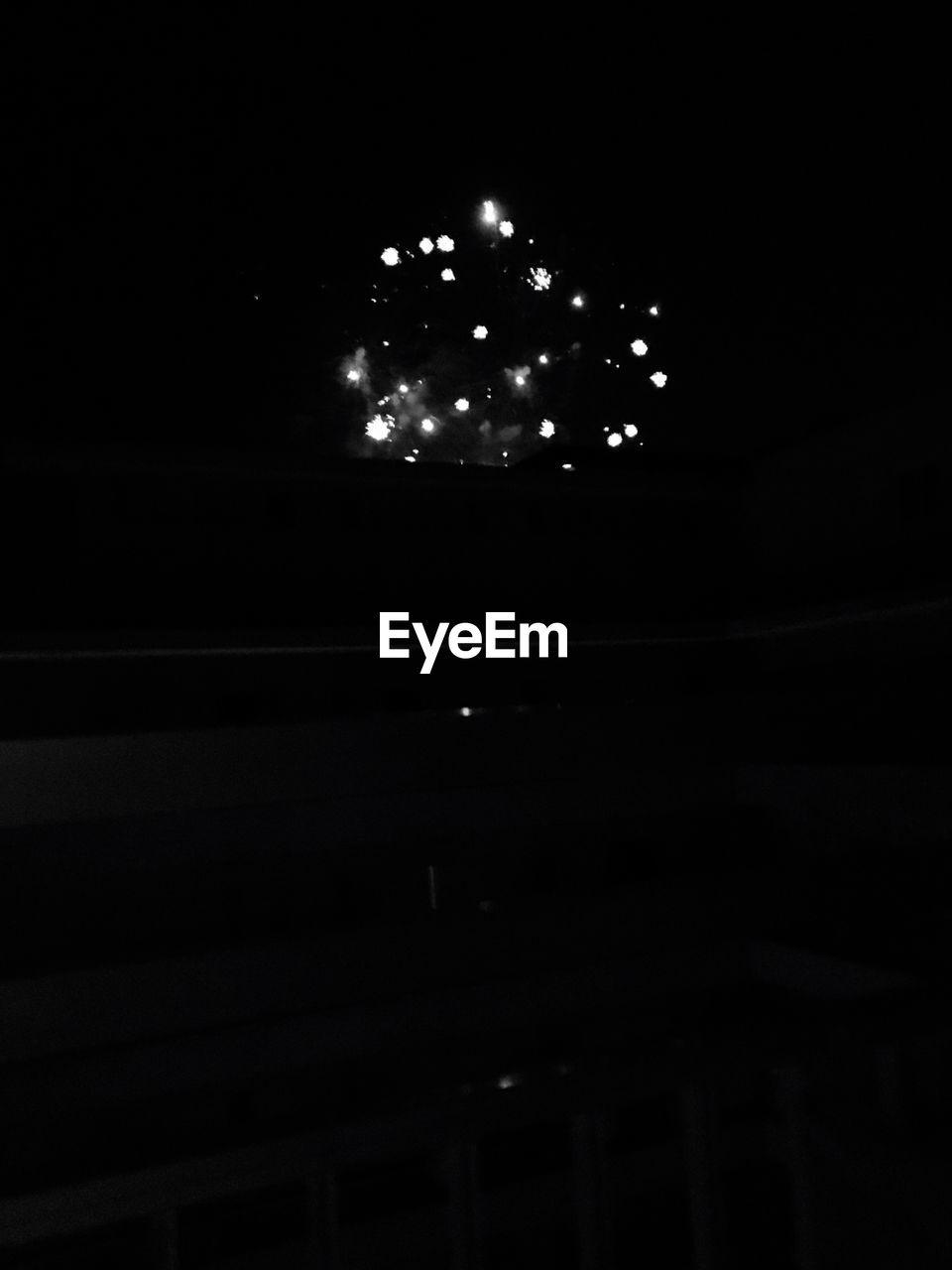 illuminated, night, lighting equipment, no people, celebration, studio shot, indoors, black background, close-up