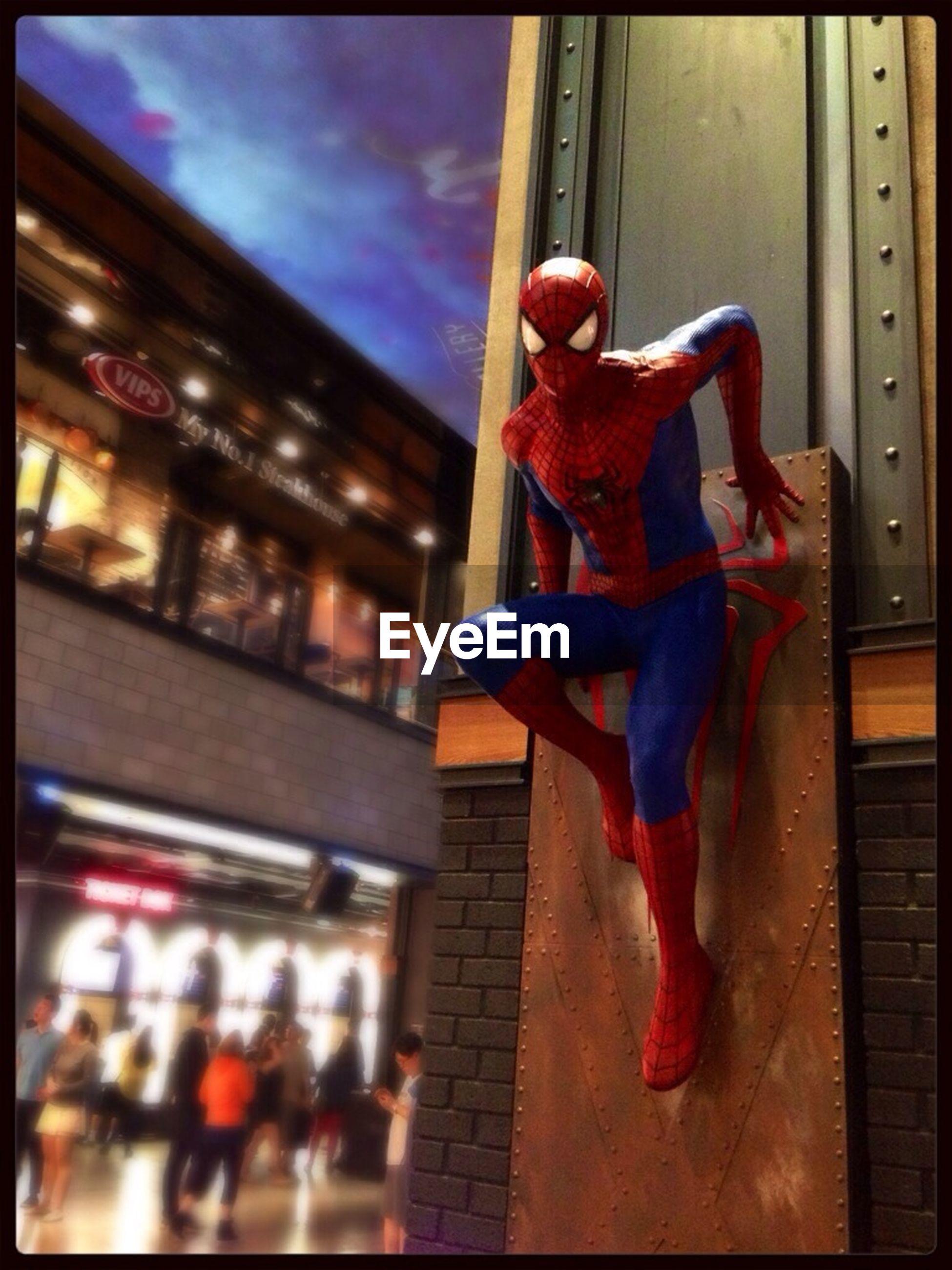 Iphone 5 Spider-man First Eyeem Photo
