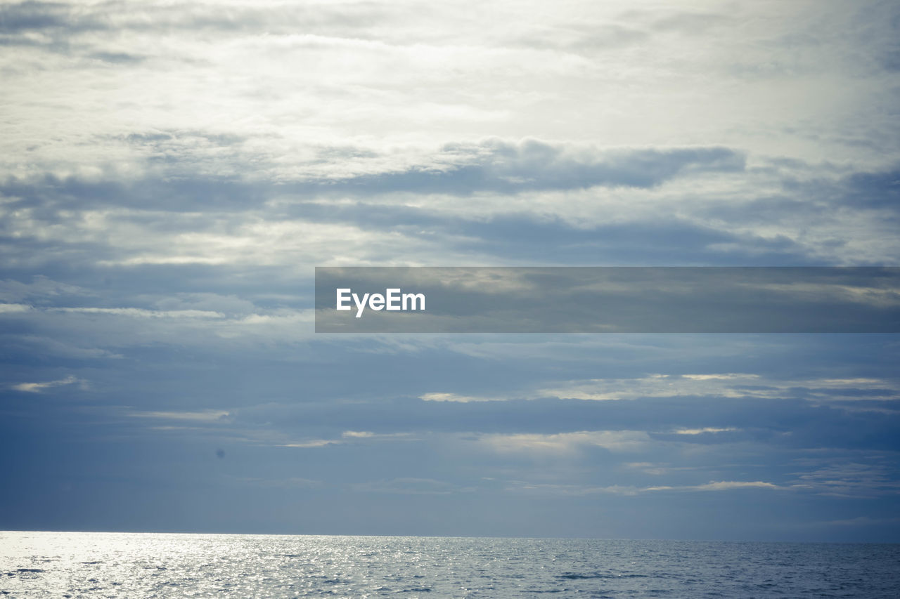 cloud - sky, sky, beauty in nature, scenics - nature, tranquility, sea, horizon over water, horizon, water, tranquil scene, nature, no people, day, outdoors, idyllic, waterfront, non-urban scene, sunlight