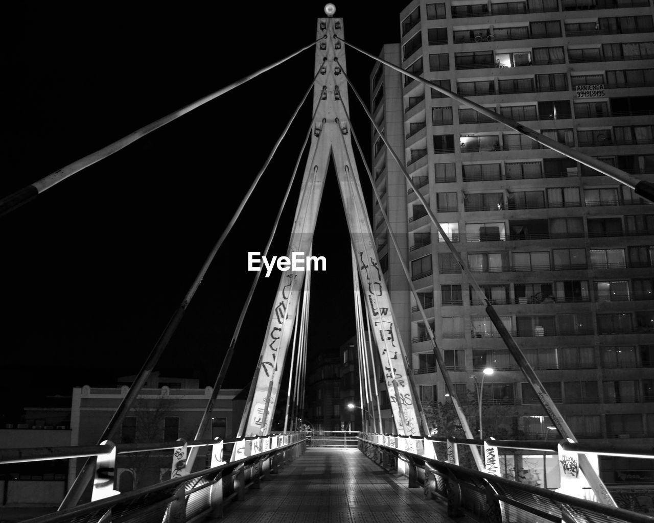 connection, bridge - man made structure, architecture, built structure, engineering, night, suspension bridge, transportation, illuminated, the way forward, travel, bridge, travel destinations, city, modern, outdoors, no people, sky