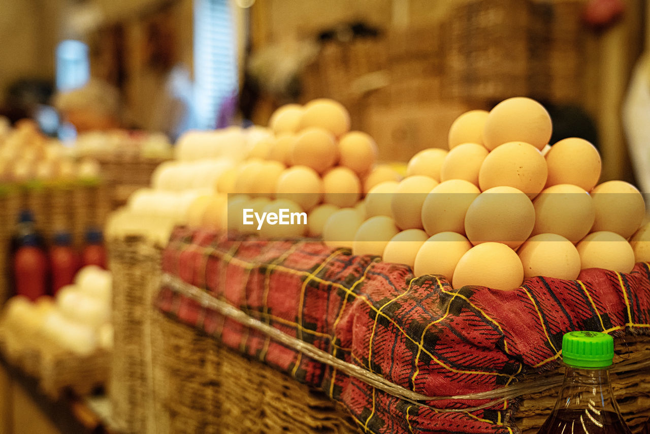 food and drink, food, focus on foreground, retail, for sale, large group of objects, freshness, market, no people, arrangement, abundance, still life, indoors, healthy eating, business, small business, choice, close-up, market stall, retail display, consumerism